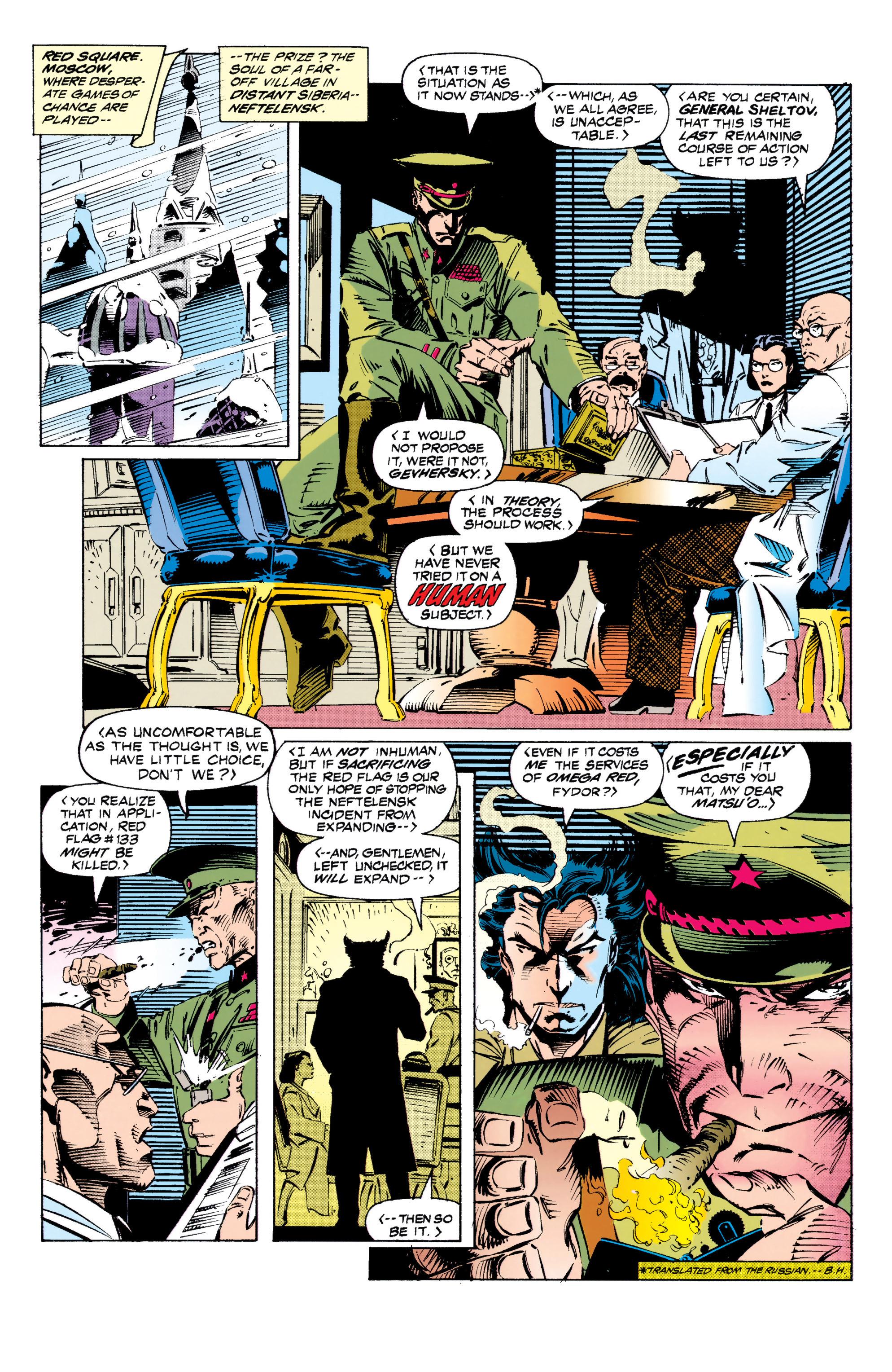 X-Men (1991) 18 Page 10