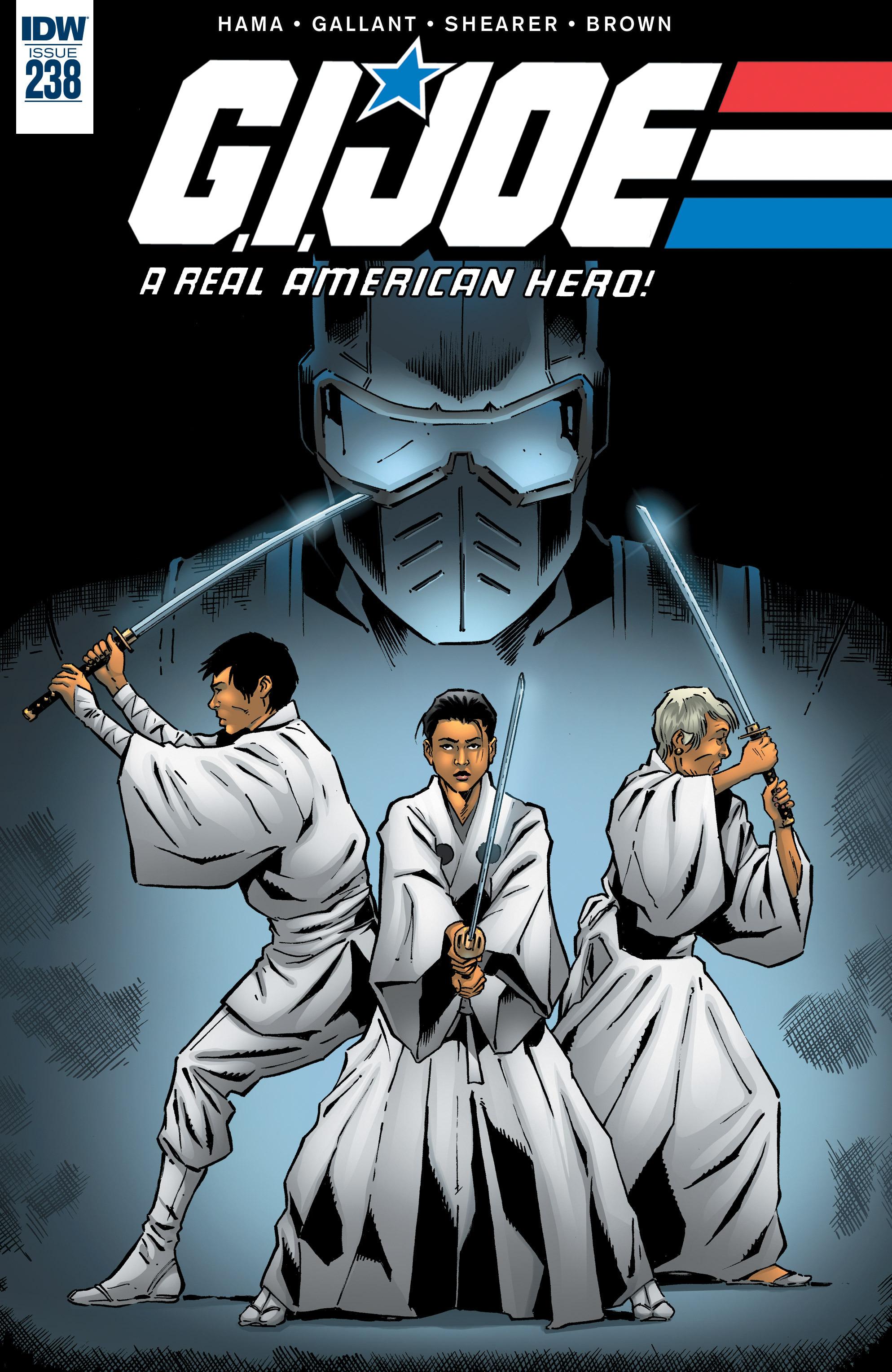 G.I. Joe: A Real American Hero 238 Page 1