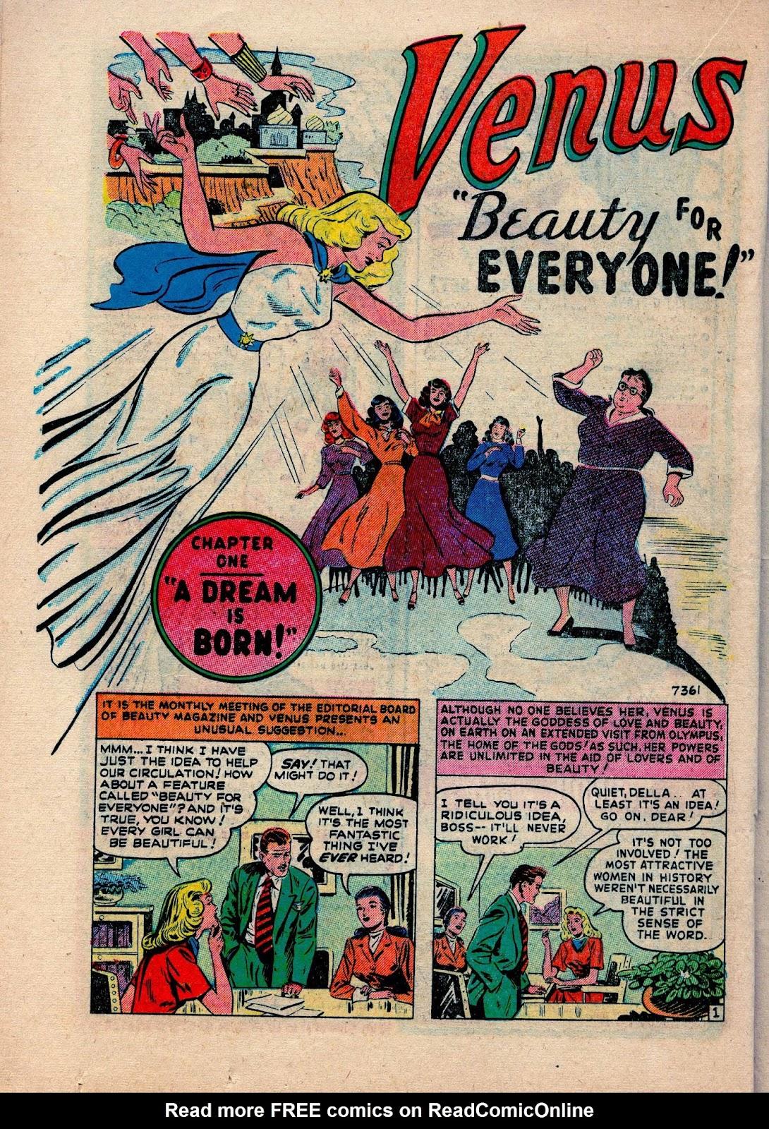 Venus (1948) issue 9 - Page 34