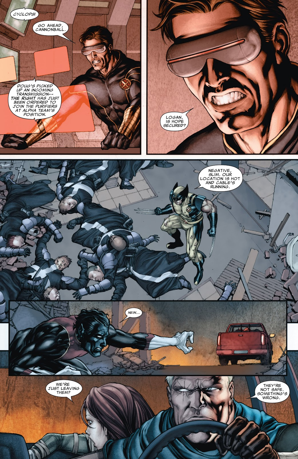 Read online X-Men: Second Coming comic -  Issue # _TPB (Part 1) - 75
