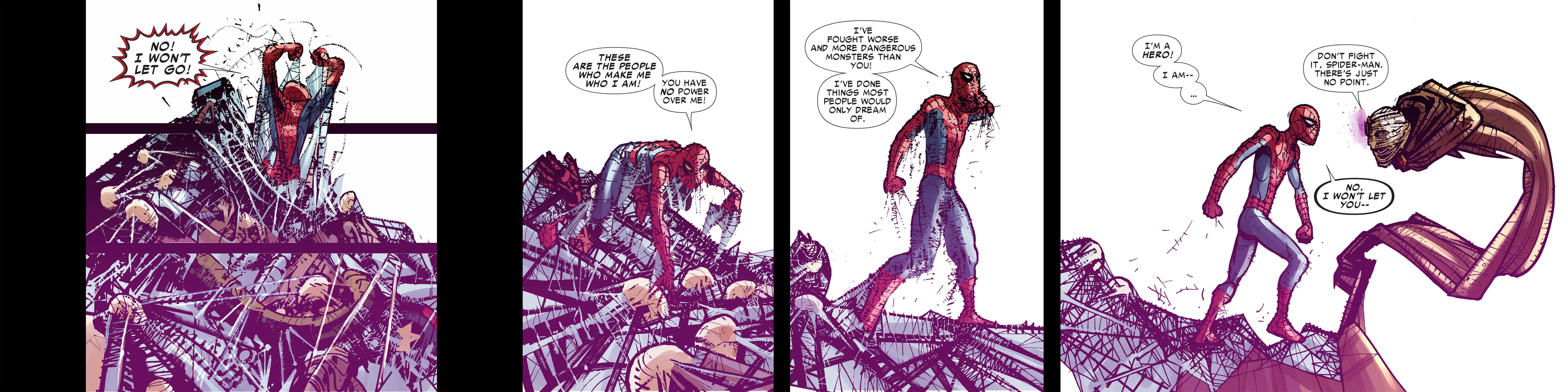 Read online Amazing Spider-Man: Who Am I? comic -  Issue # Full (Part 2) - 219