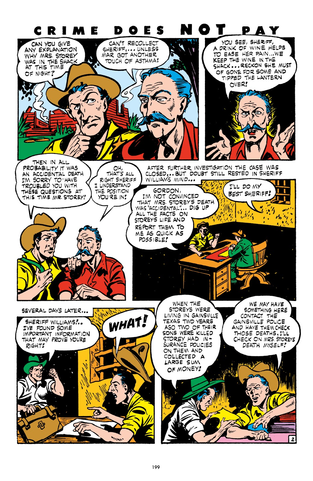Read online Crime Does Not Pay Archives comic -  Issue # TPB 4 (Part 2) - 99