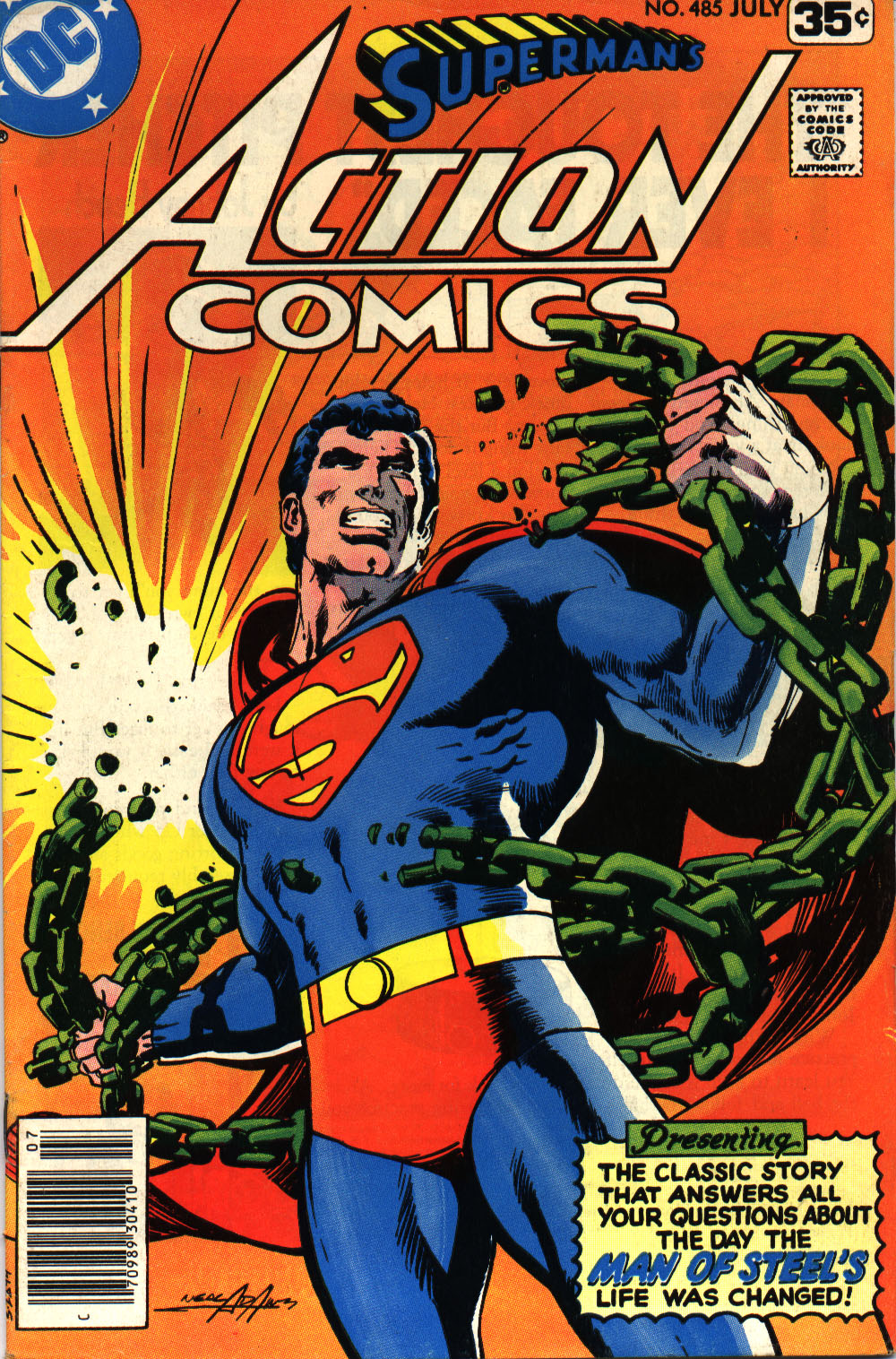 Action Comics (1938) 485 Page 1