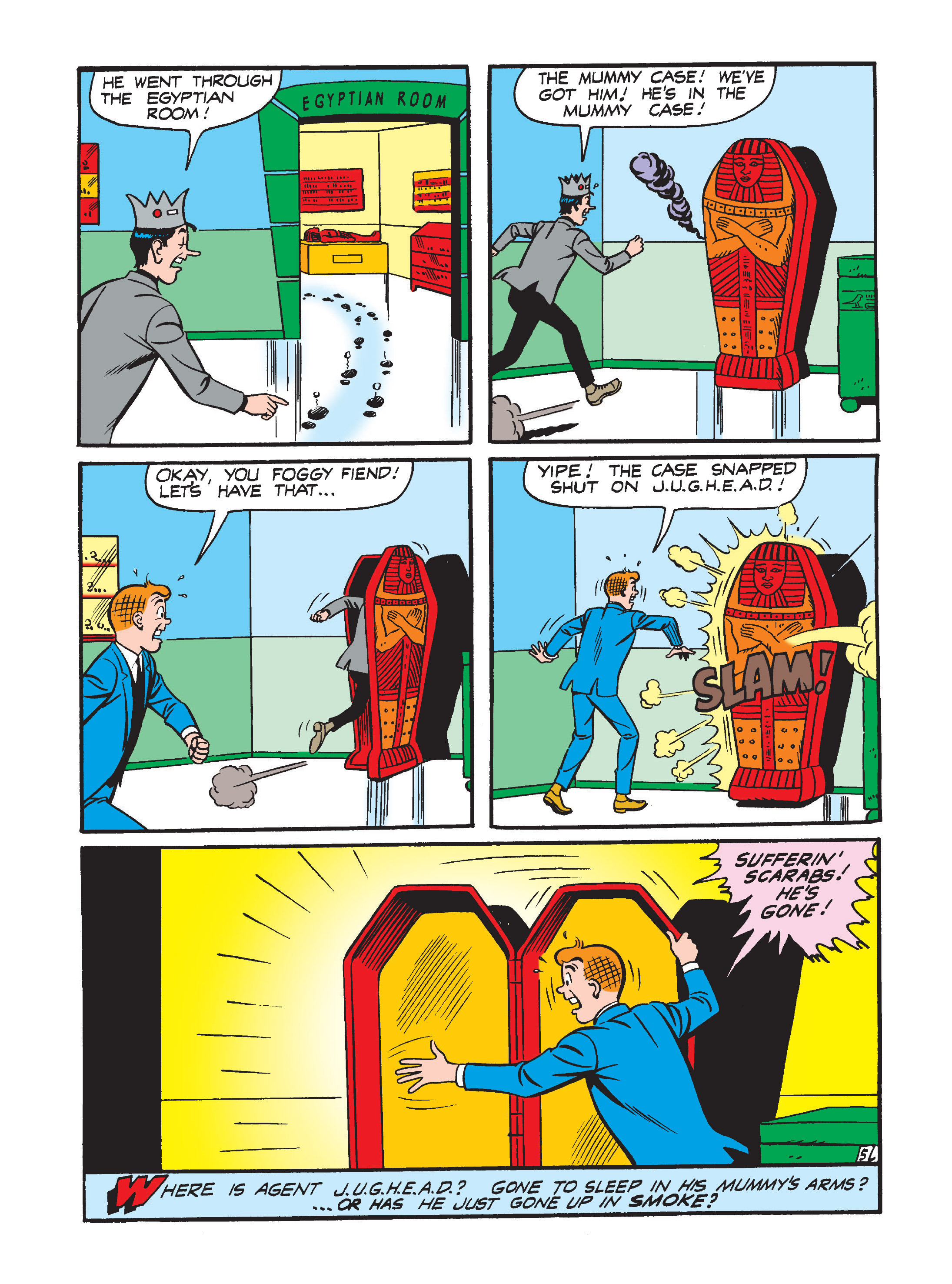 Read online Archie 75th Anniversary Digest comic -  Issue #1 - 9