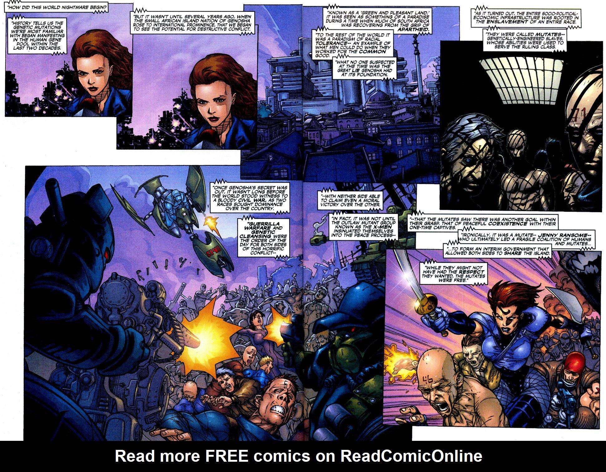 X-Men (1991) 111 Page 3