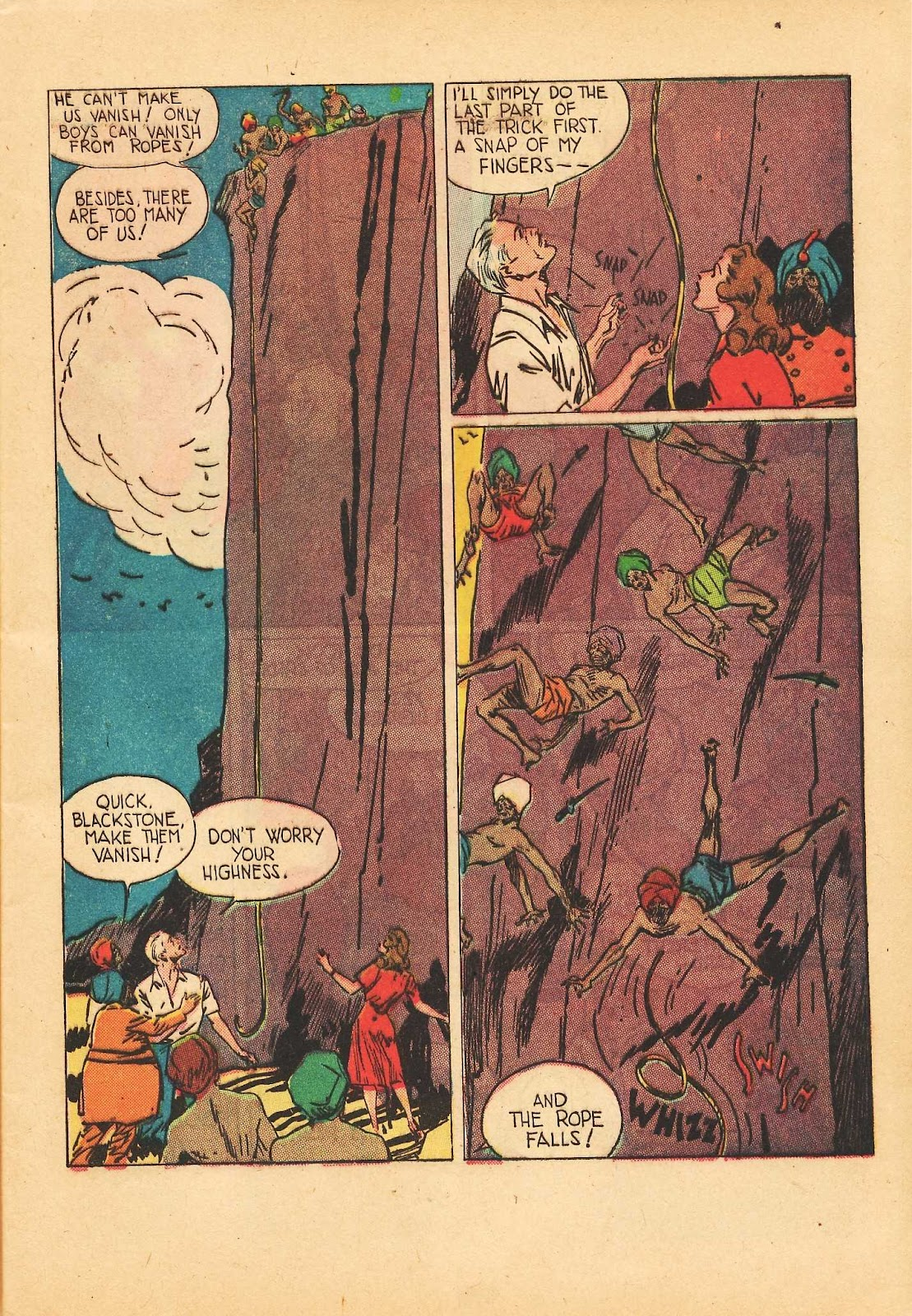 Super-Magician Comics issue 22 - Page 15