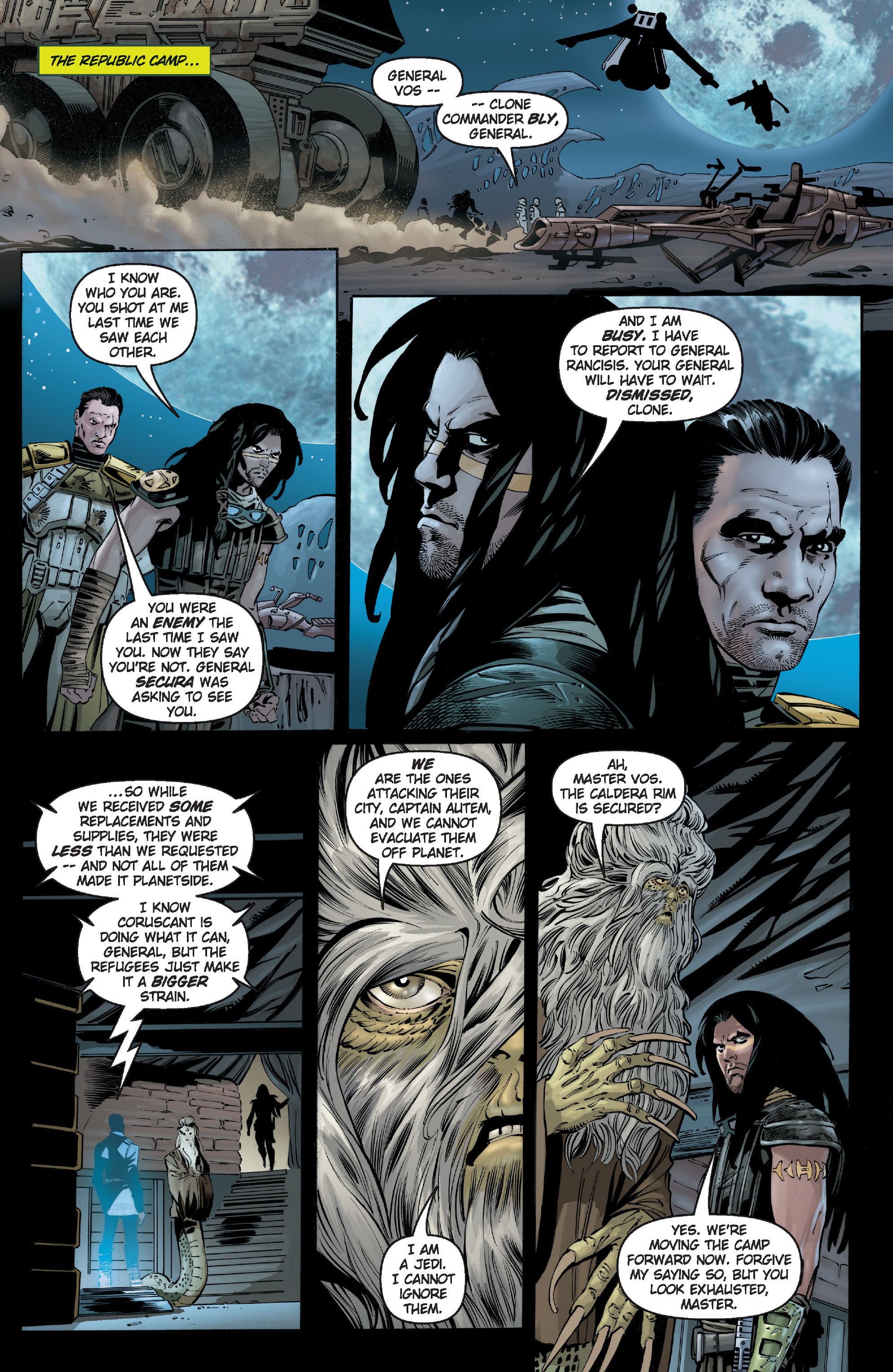 Read online Star Wars Omnibus comic -  Issue # Vol. 26 - 271