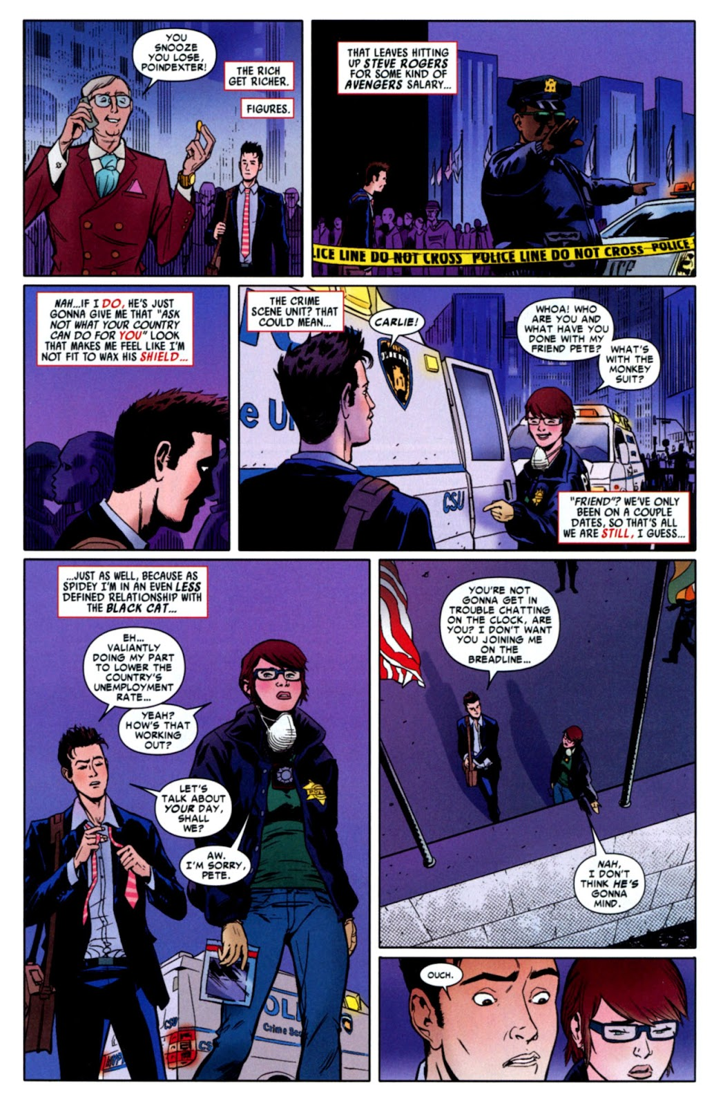 Web of Spider-Man (2009) Issue #8 #8 - English 10