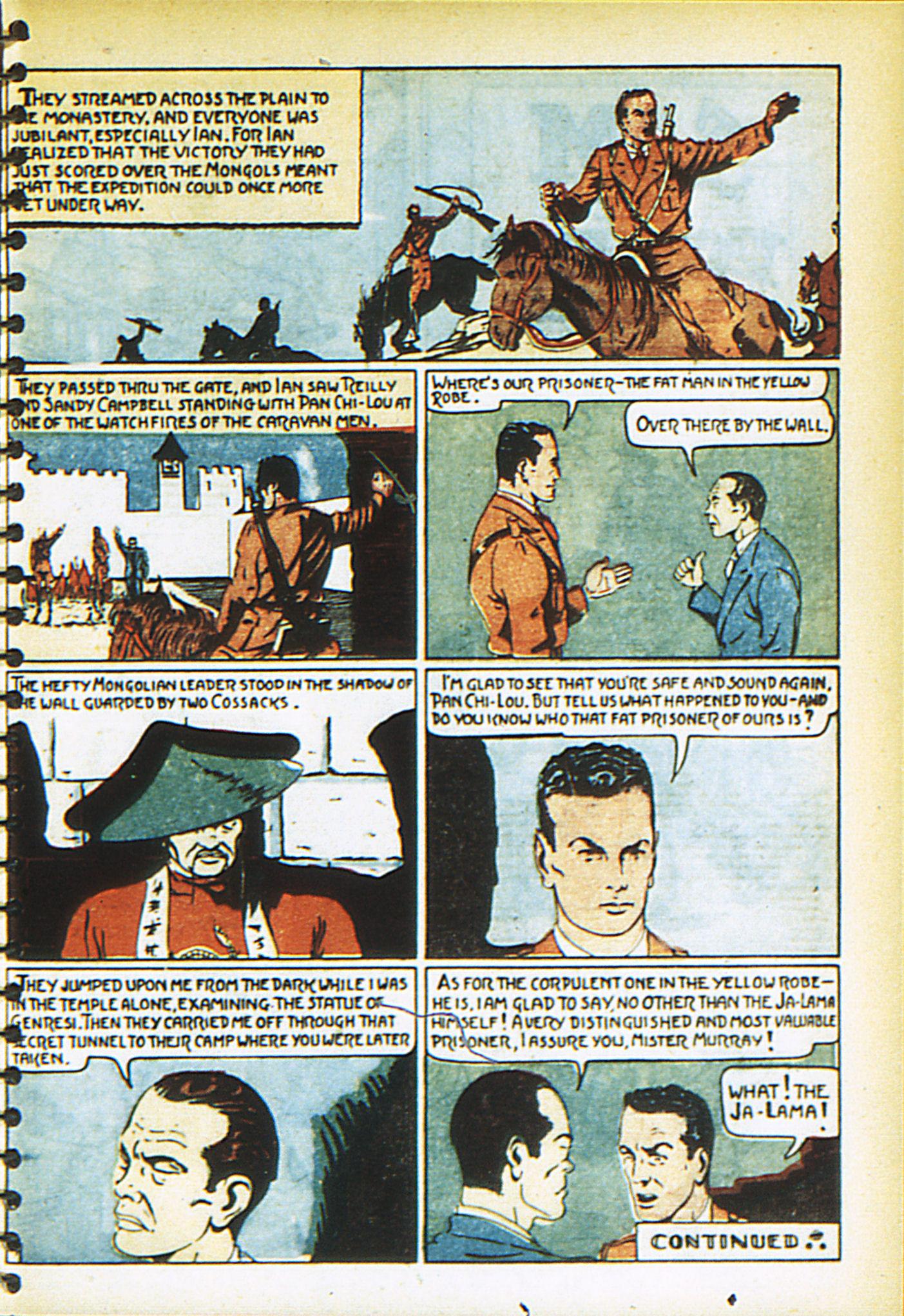 Read online Adventure Comics (1938) comic -  Issue #26 - 66