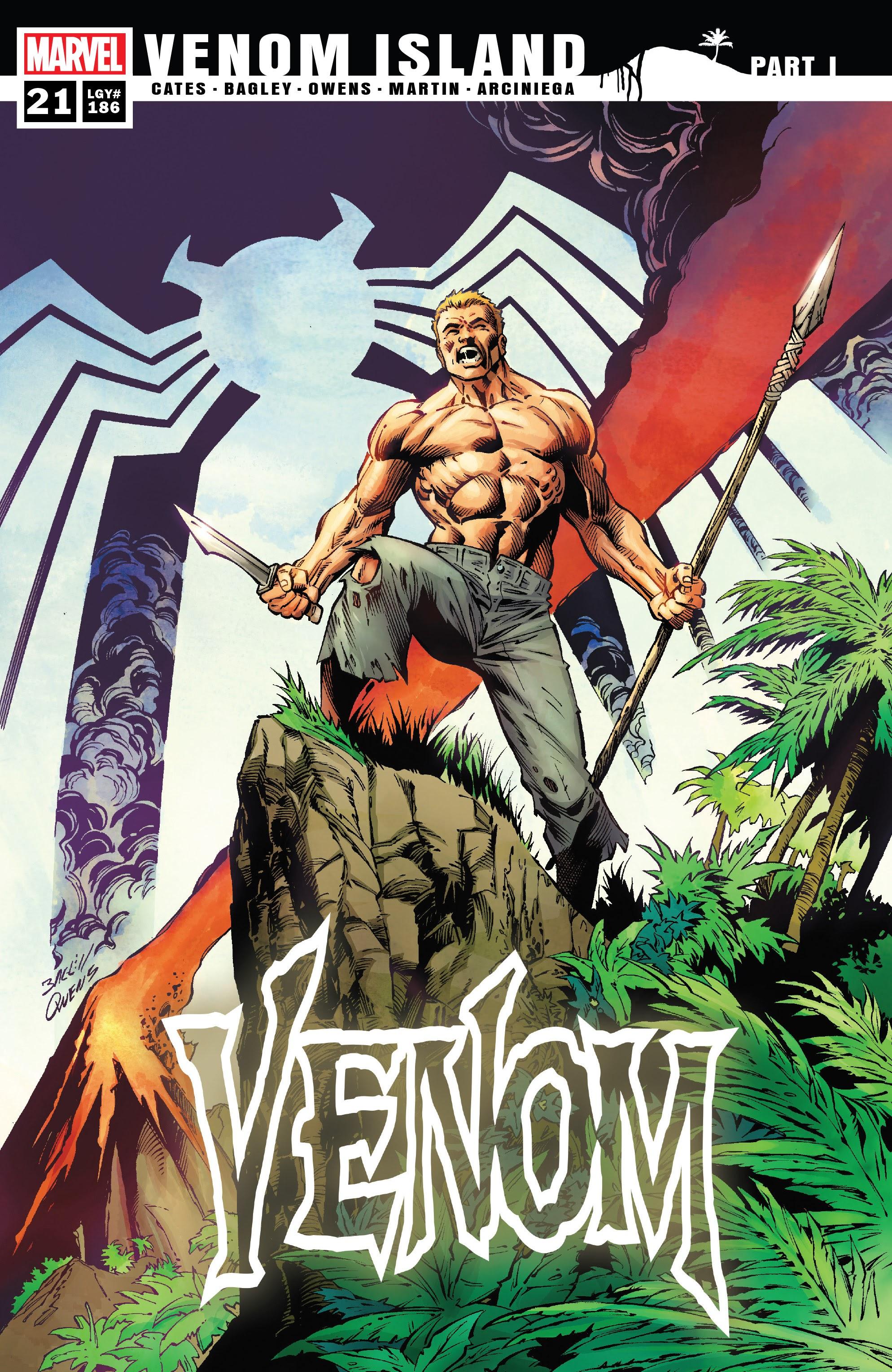 Venom (2018) 21 Page 1