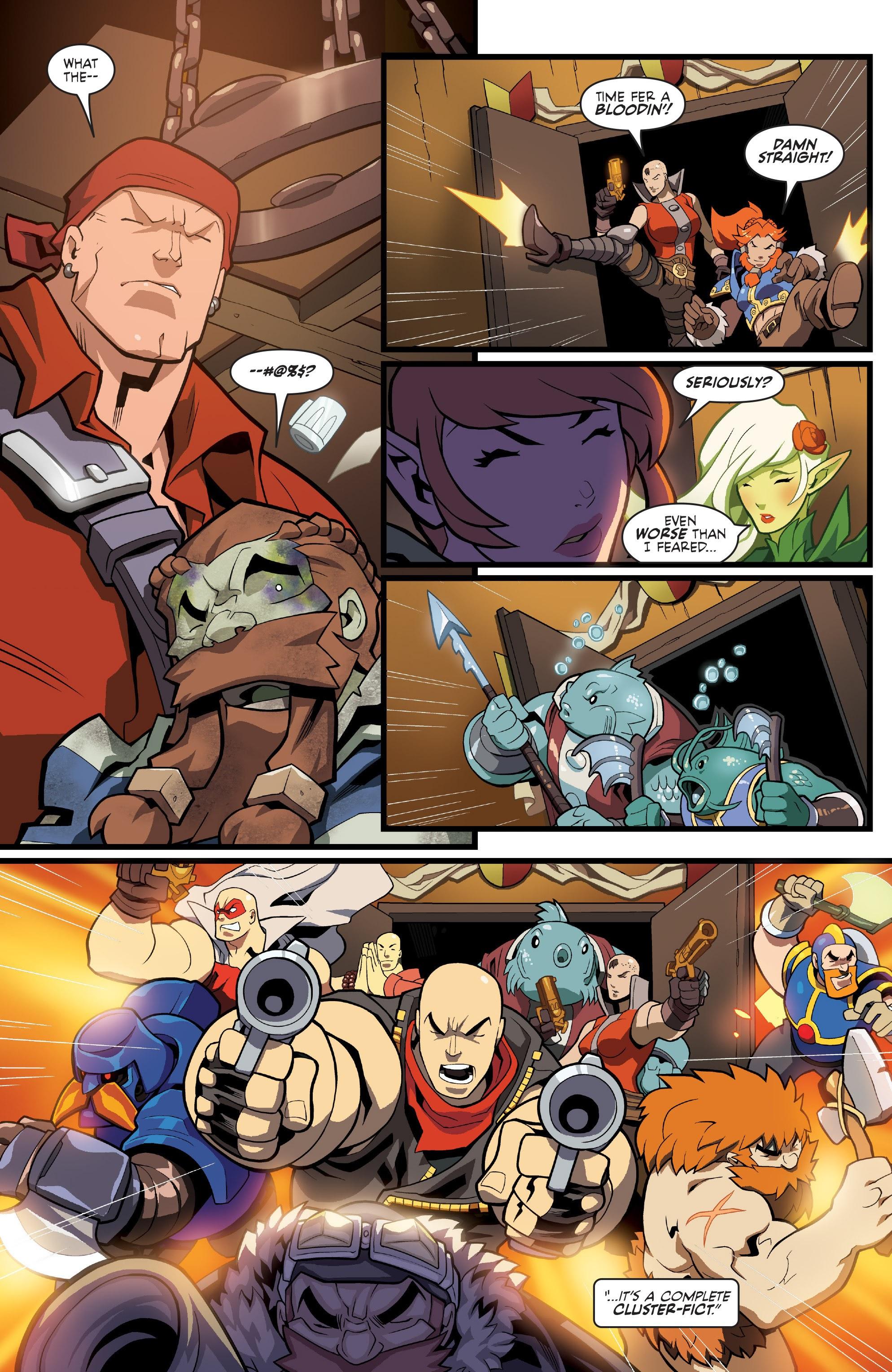 Read online Skullkickers comic -  Issue #33 - 10