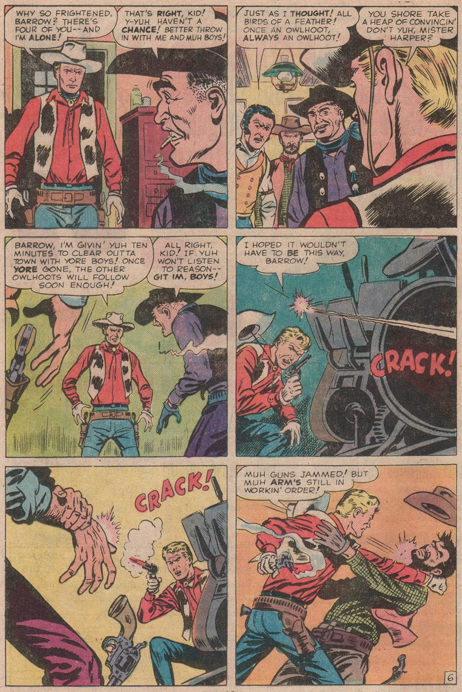 Kid Colt Outlaw issue 211 - Page 12