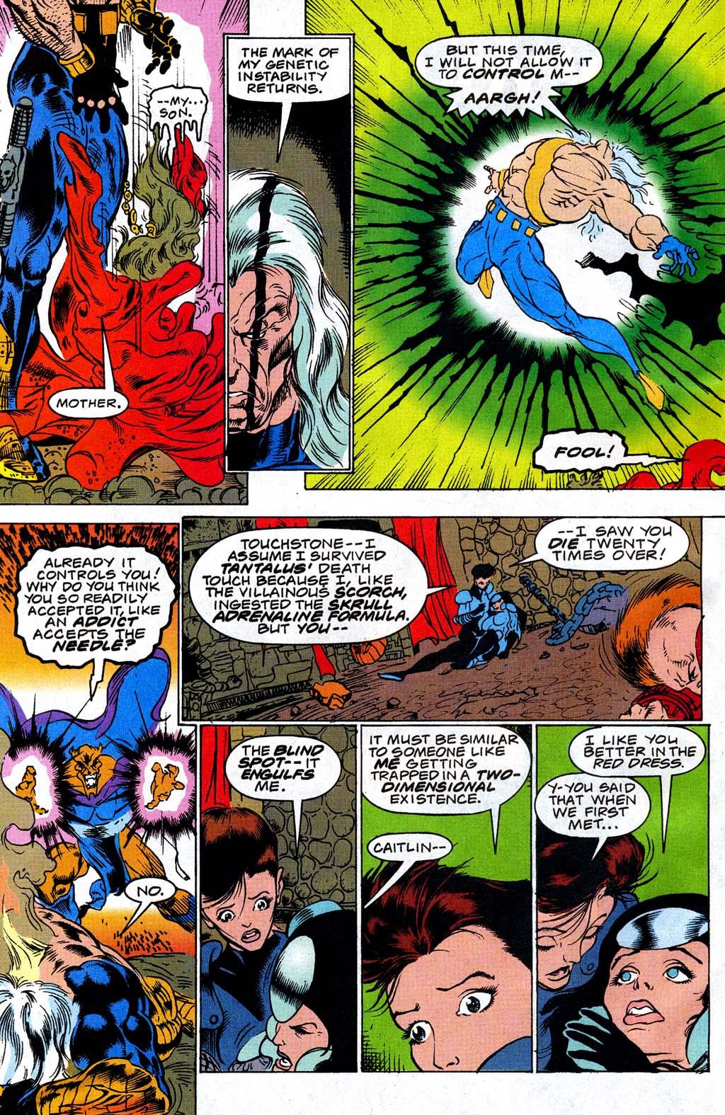 Read online Blackwulf comic -  Issue #10 - 14