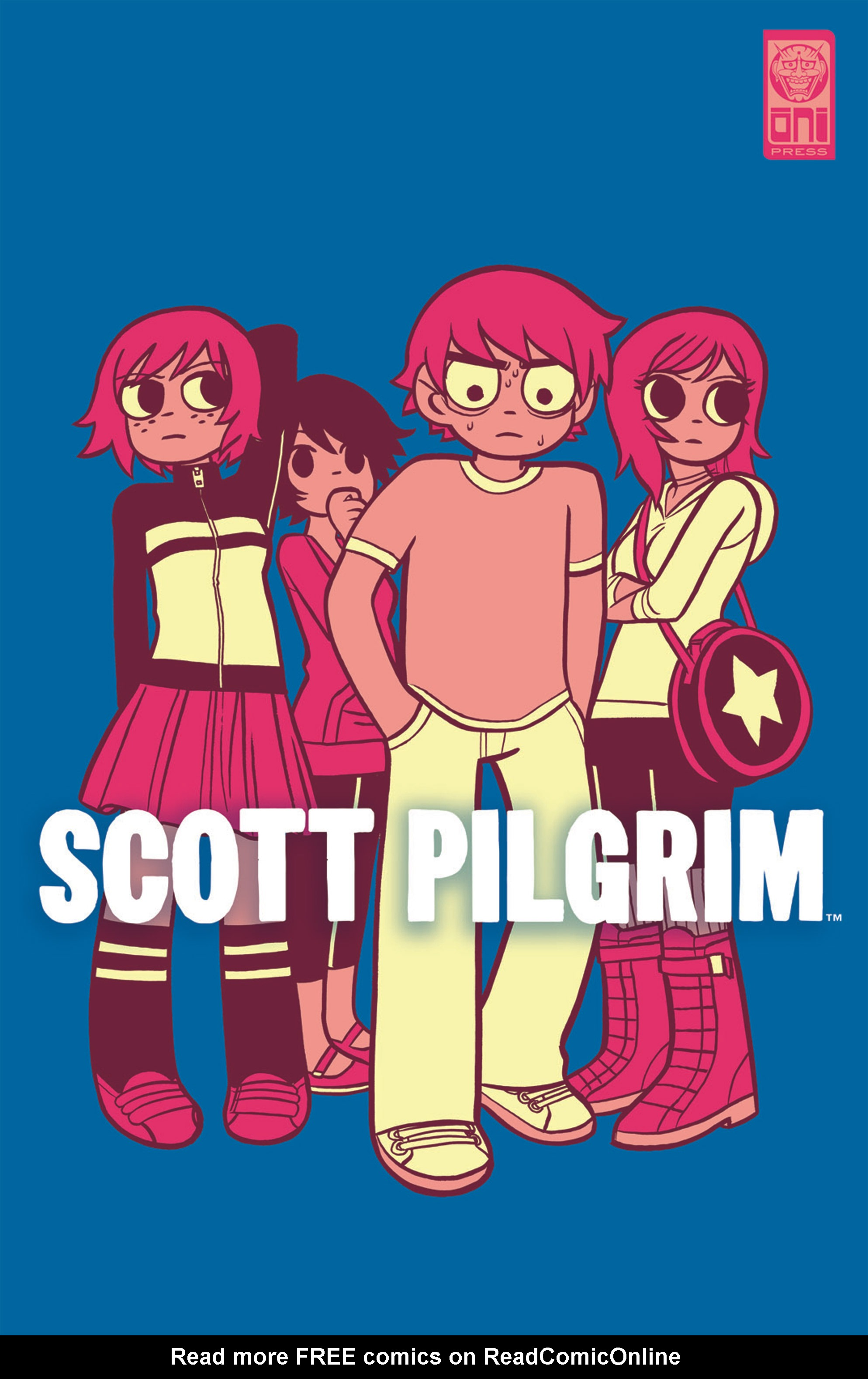 Read online Scott Pilgrim Free Comic Book Day Story comic -  Issue # Full - 1