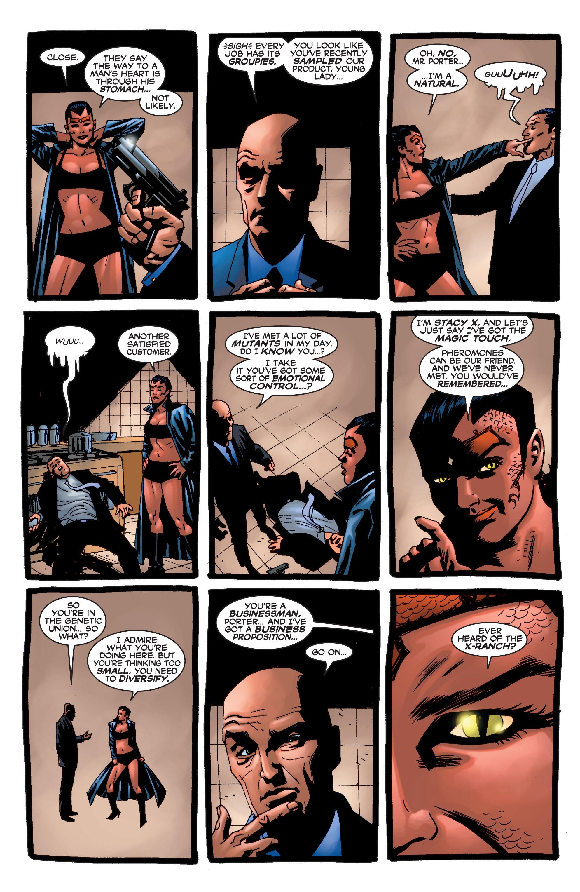 Read online Uncanny X-Men (1963) comic -  Issue #409 - 5