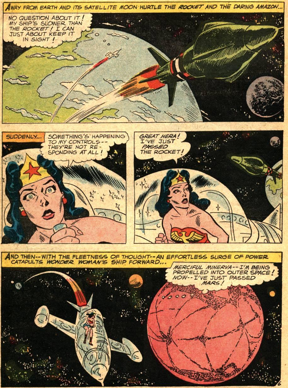 Read online Wonder Woman (1942) comic -  Issue #99 - 8