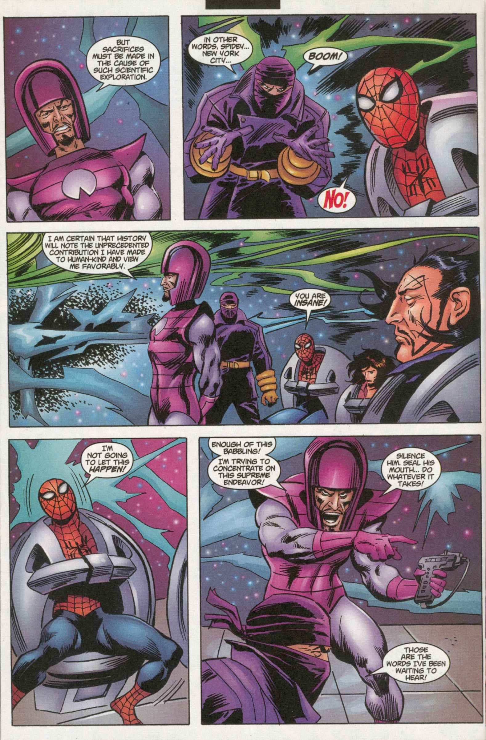 The Amazing Spider-Man (1999) _Annual_1 Page 28