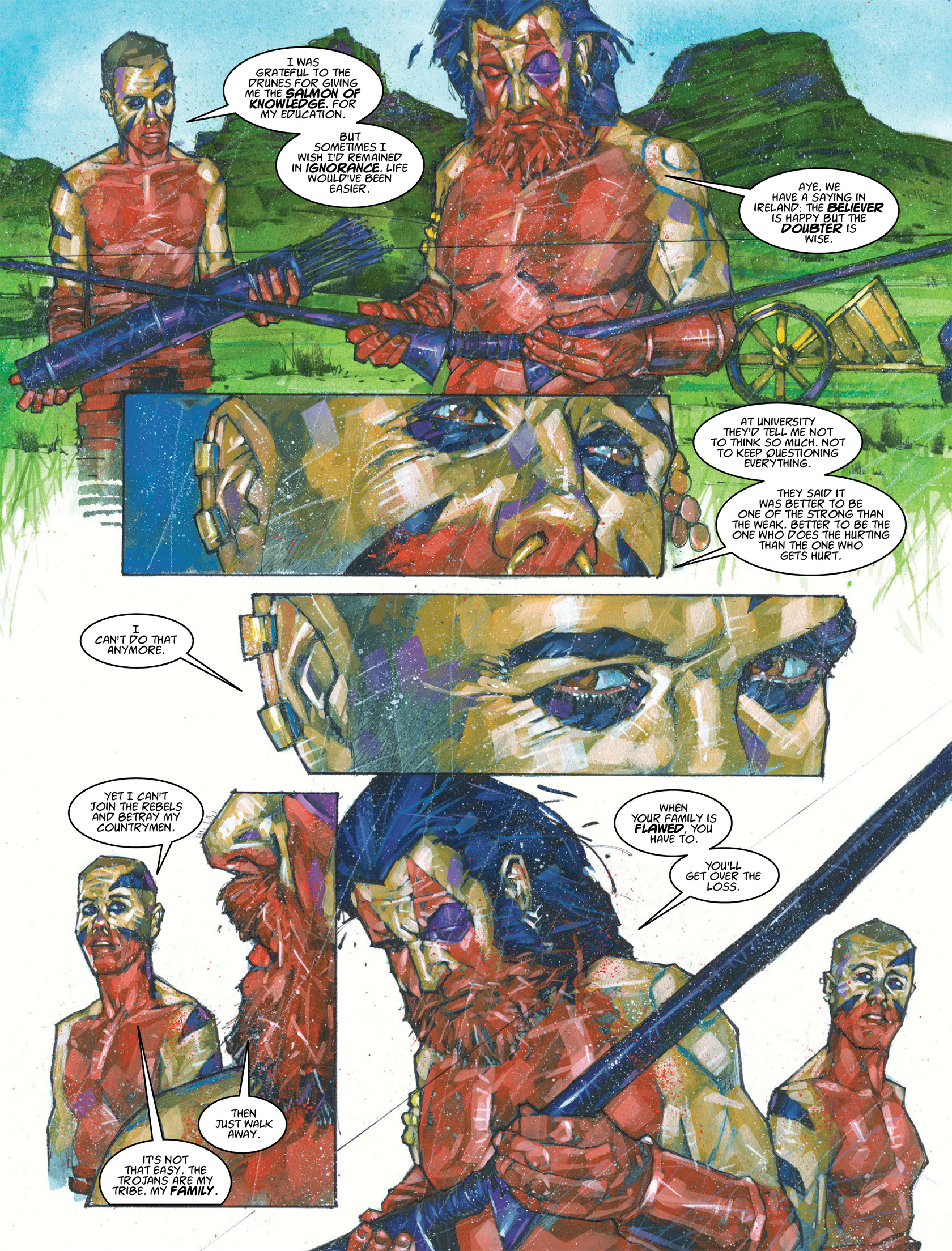 Read online 2000 AD comic -  Issue #1984 - 10