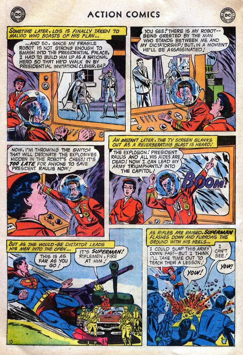 Read online Action Comics (1938) comic -  Issue #258 - 12
