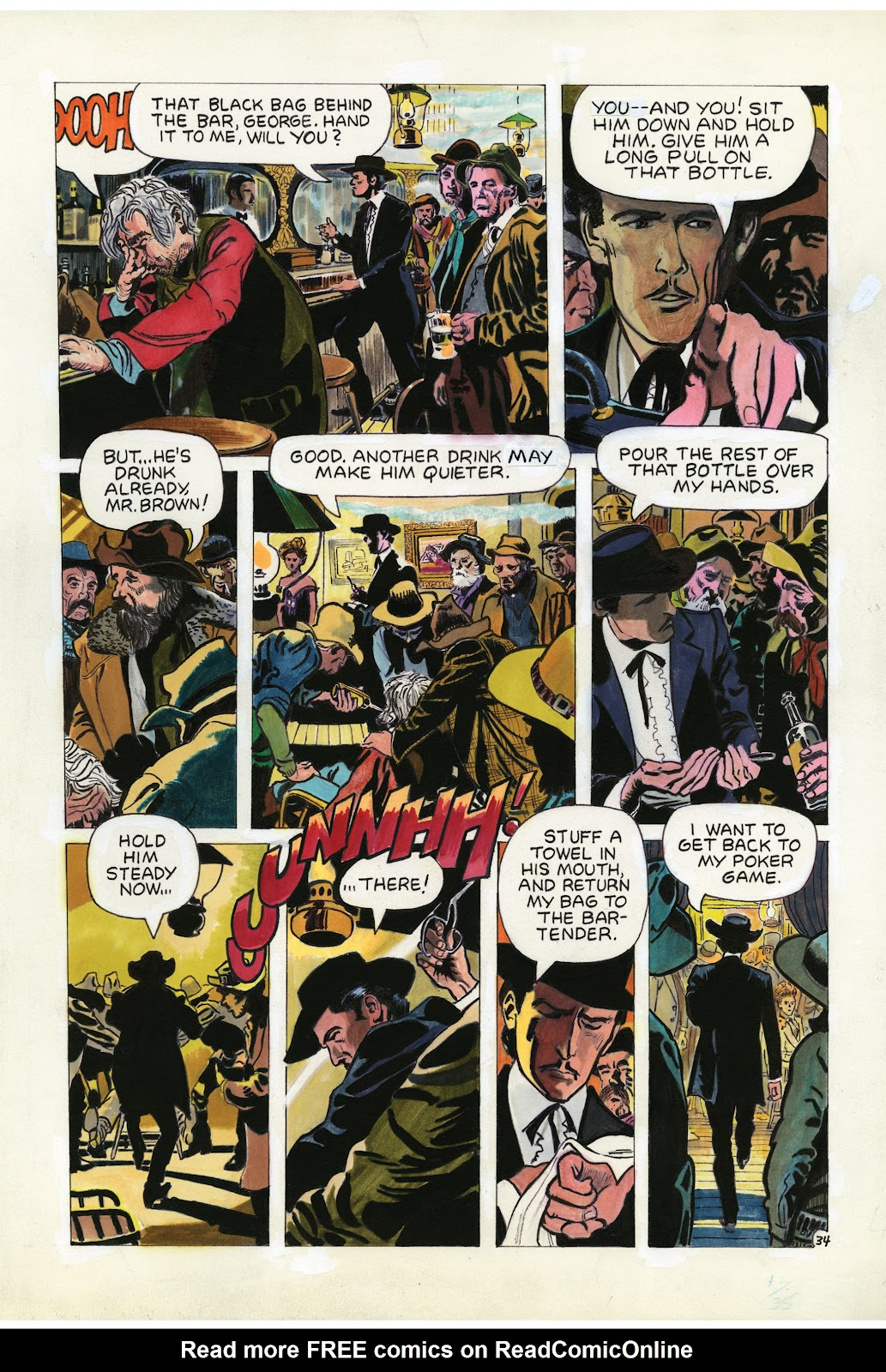 Read online Doug Wildey's Rio: The Complete Saga comic -  Issue # TPB (Part 2) - 69