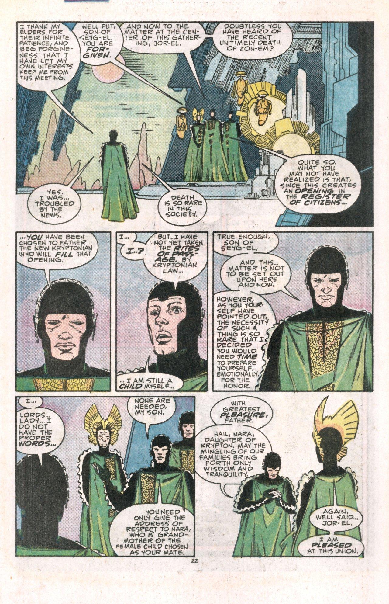 Read online World of Krypton comic -  Issue #3 - 34