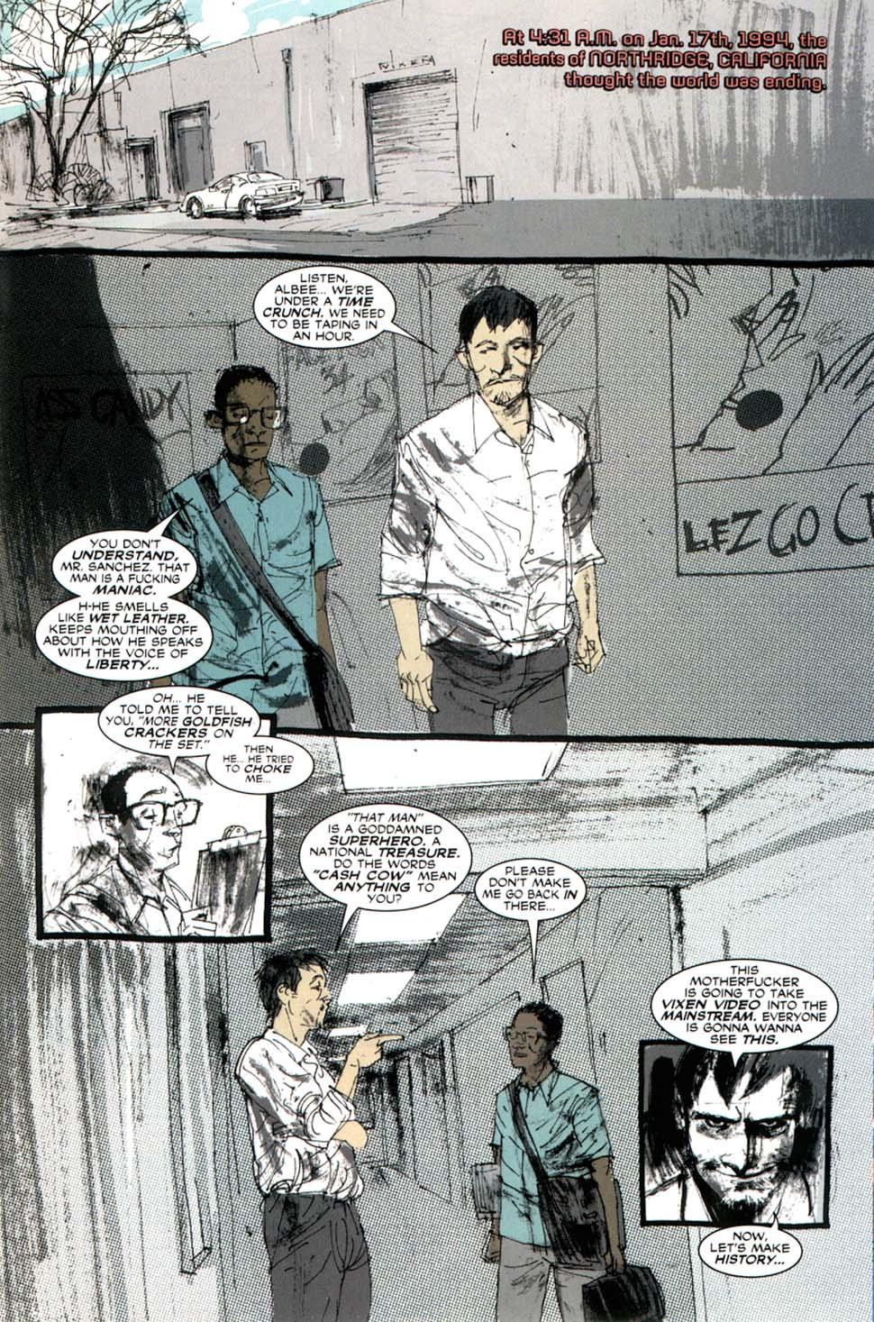 Read online Automatic Kafka comic -  Issue #8 - 14