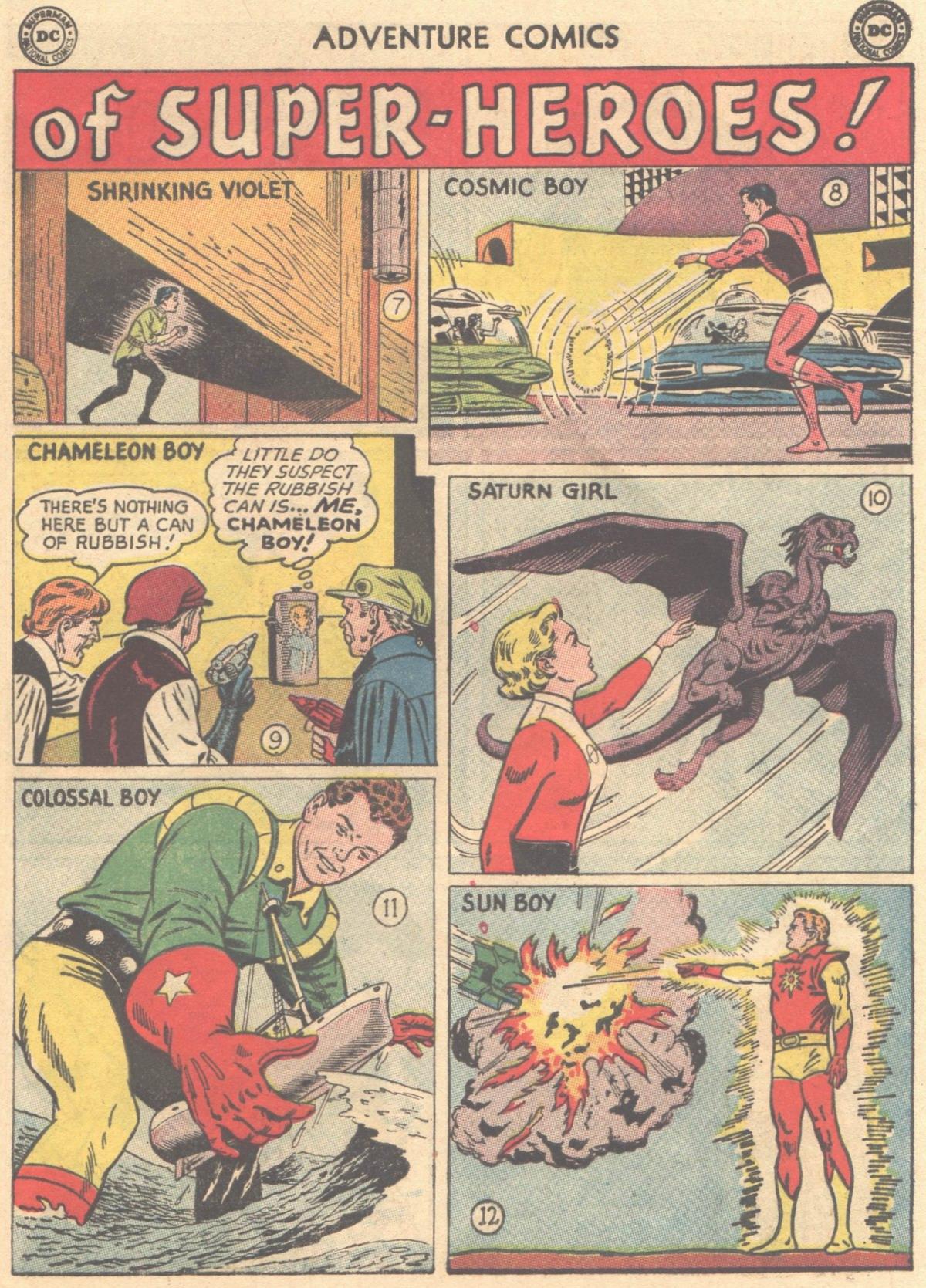Read online Adventure Comics (1938) comic -  Issue #316 - 30