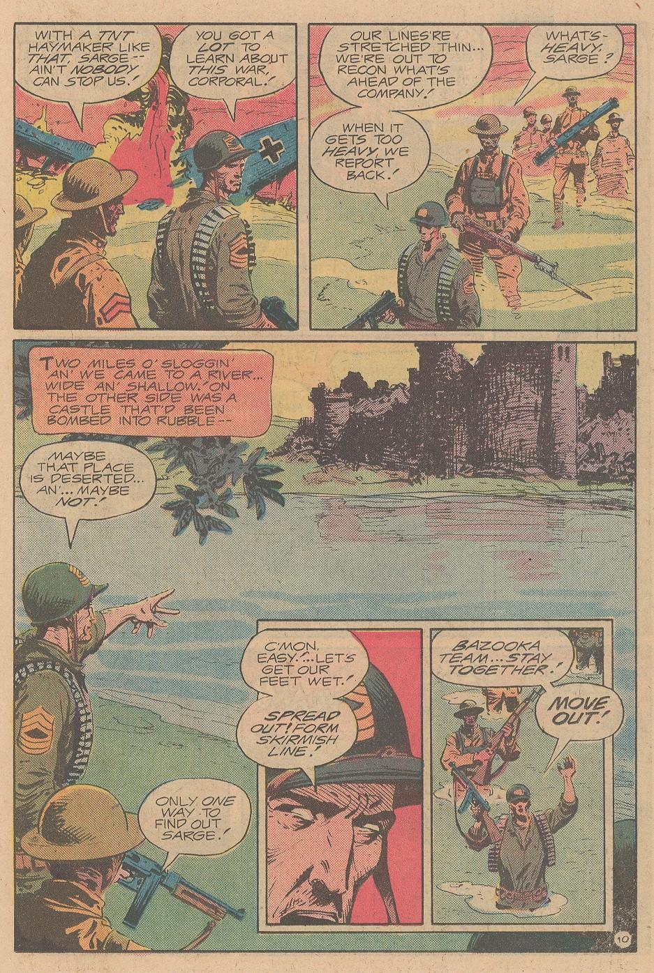 Read online Sgt. Rock comic -  Issue #355 - 11