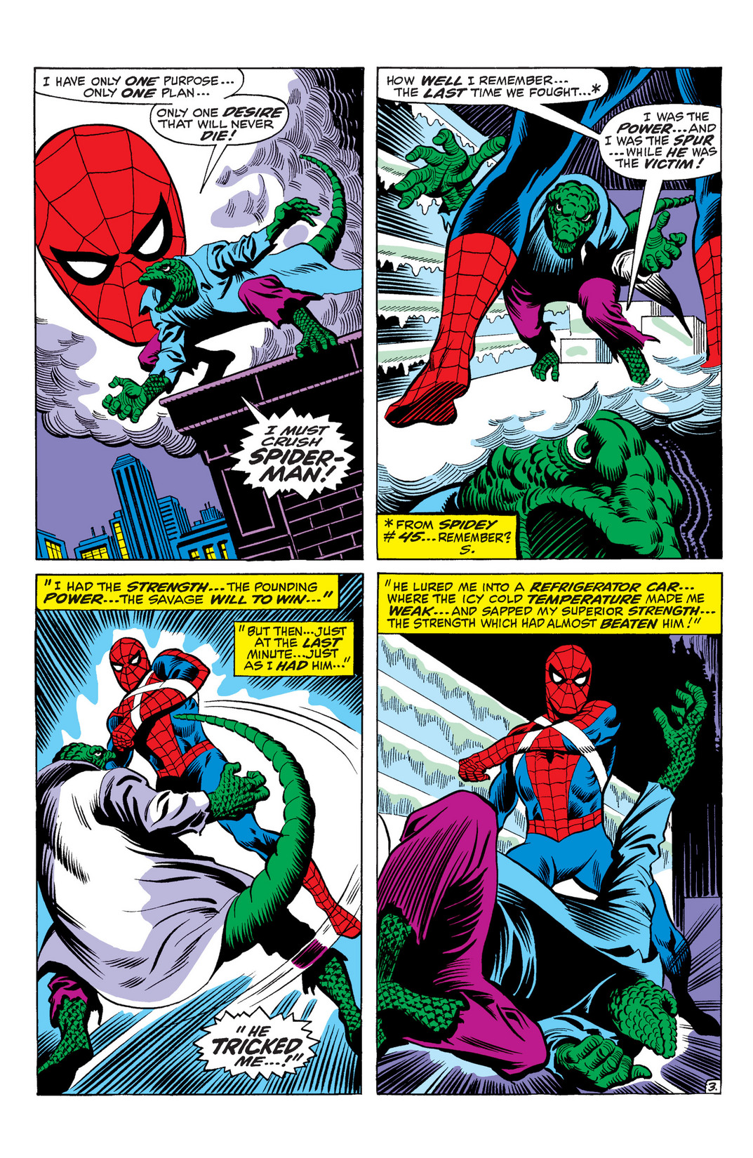 The Amazing Spider-Man (1963) 76 Page 3