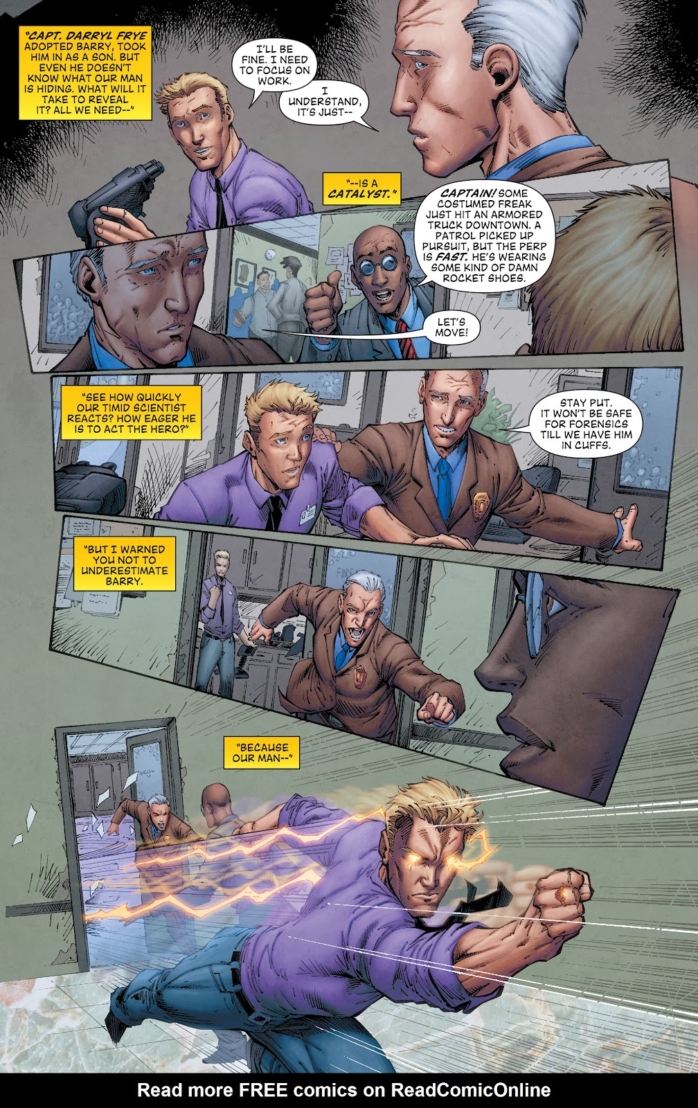Read online The Flash (2011) comic -  Issue # _TPB 8 (Part 1) - 52