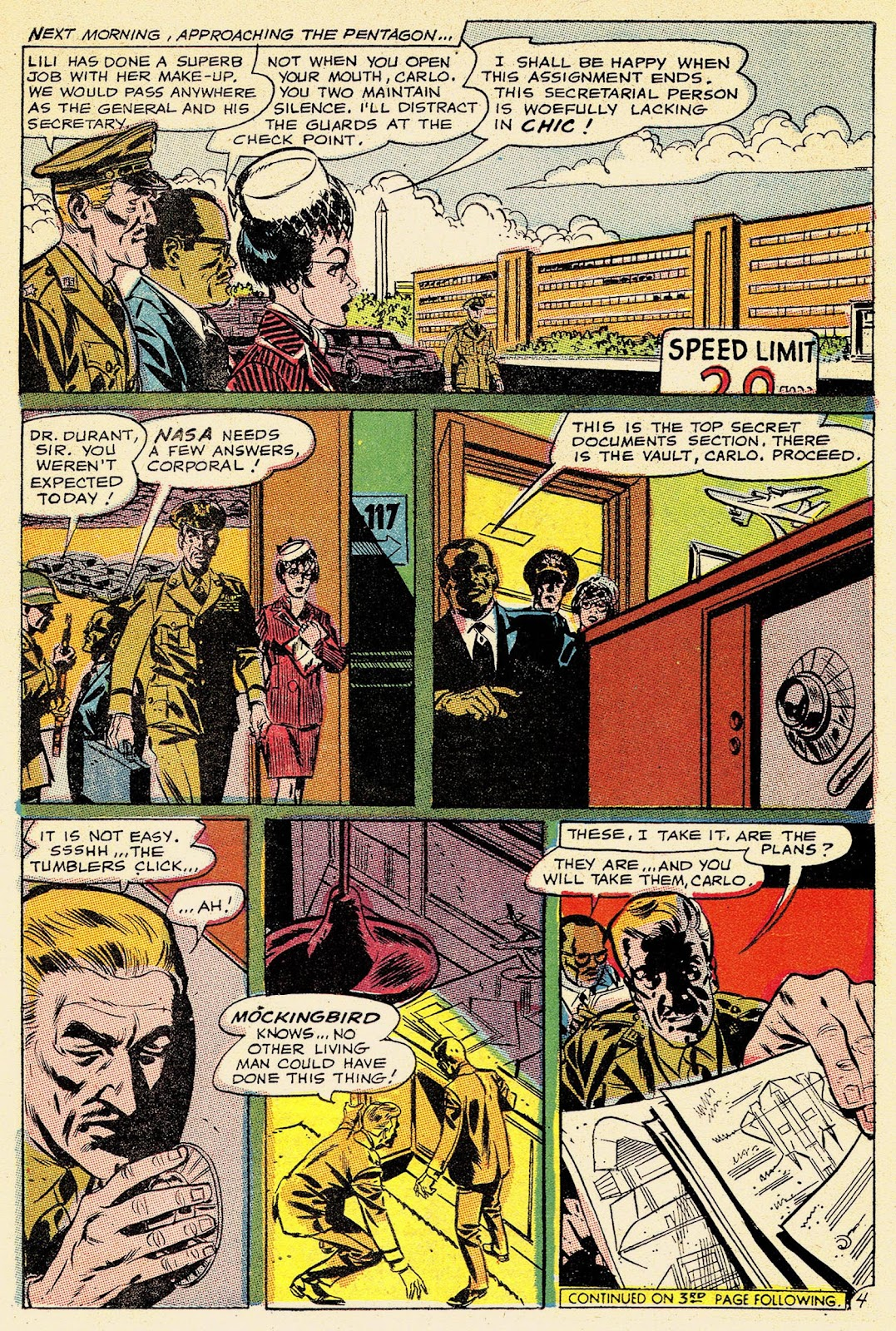Secret Six (1968) issue 2 - Page 6