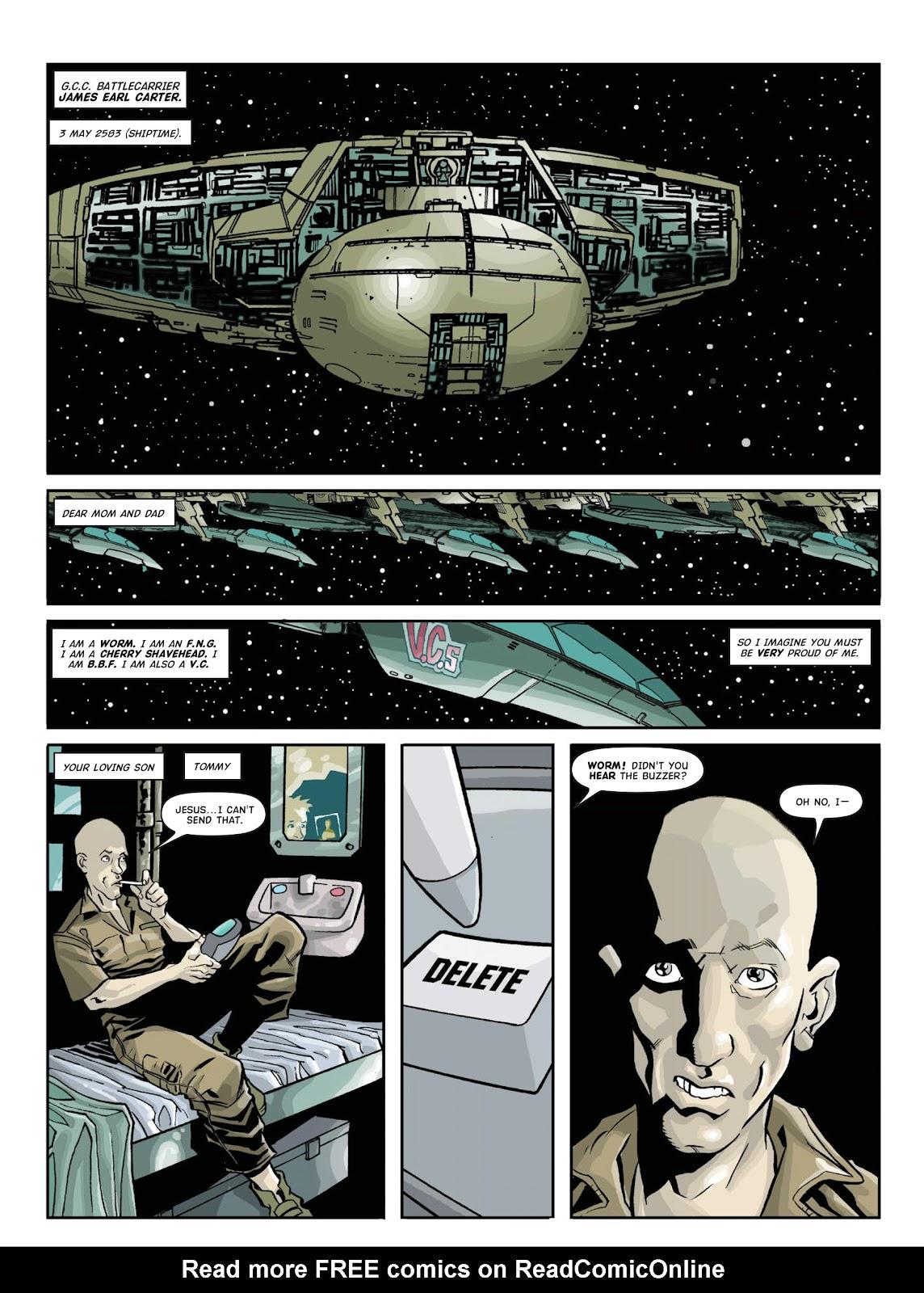 Judge Dredd Megazine (Vol. 5) Issue #381 #180 - English 68