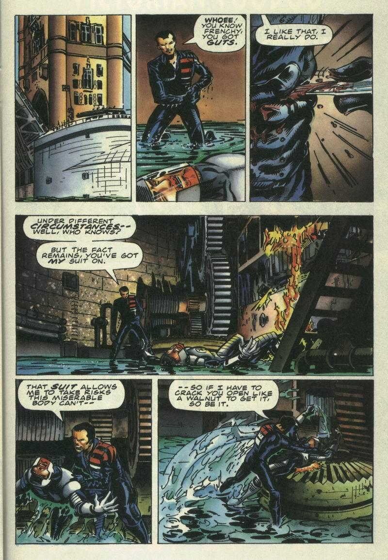 Read online Secret Weapons comic -  Issue #15 - 18