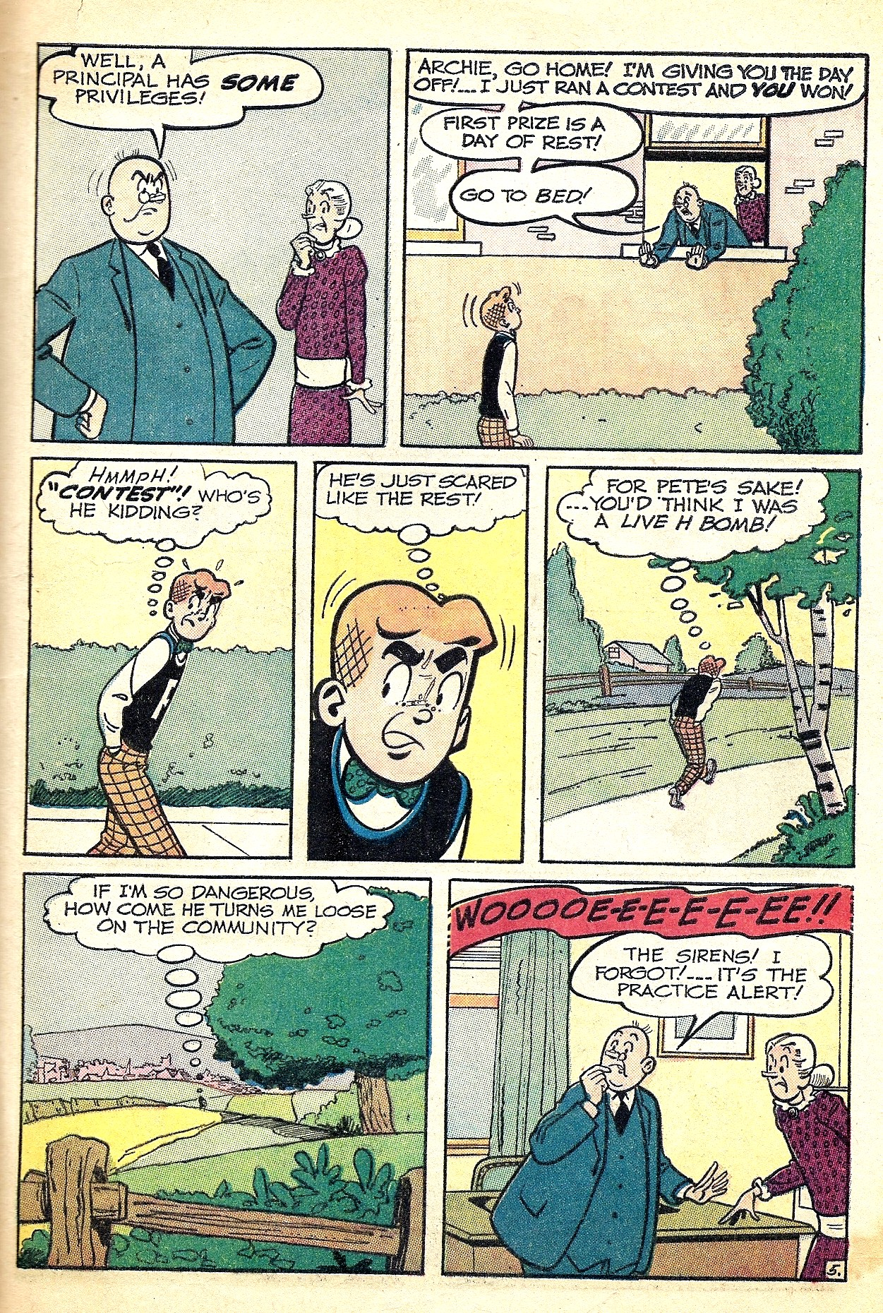 Read online Archie (1960) comic -  Issue #127 - 33
