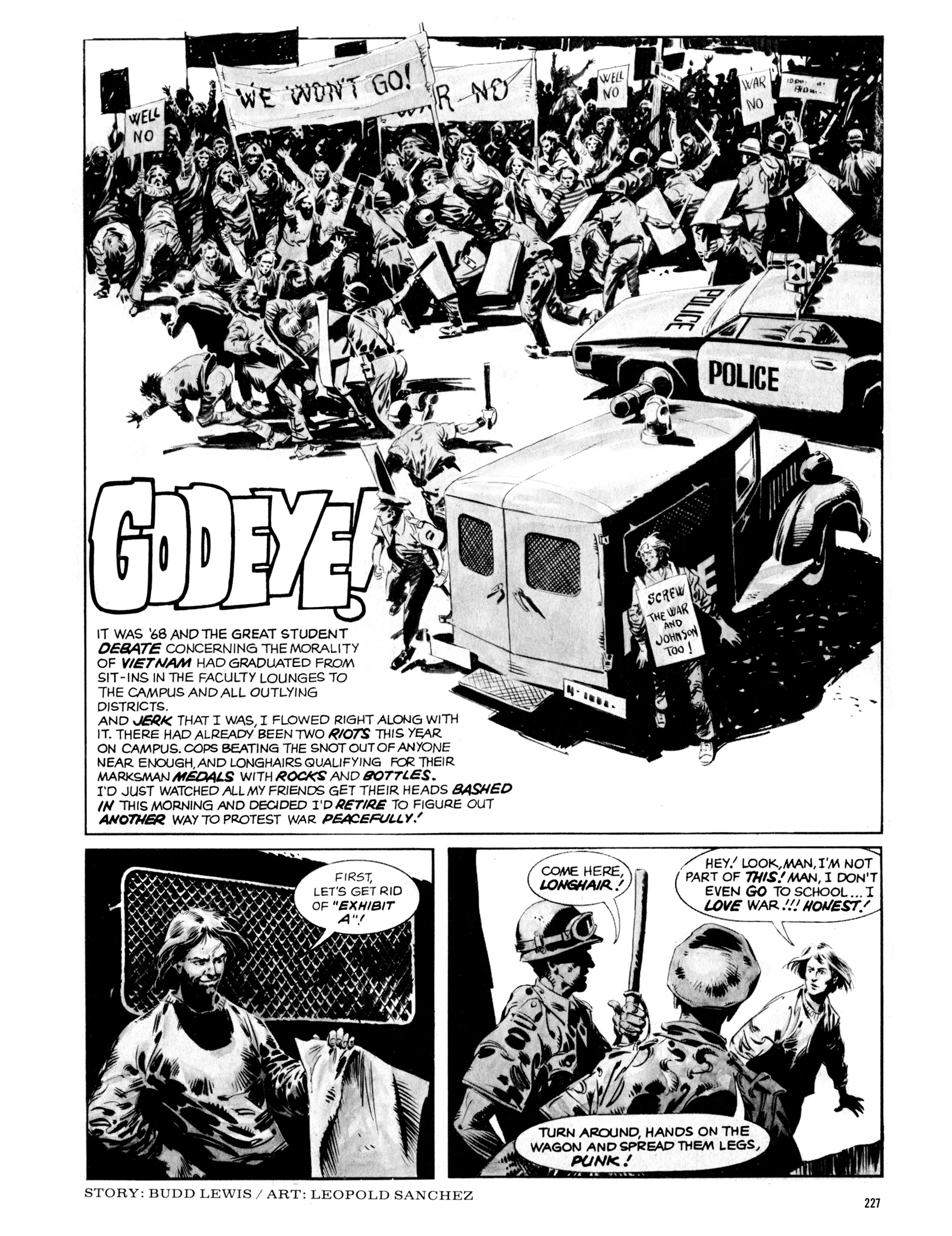 Read online Eerie Archives comic -  Issue # TPB 14 - 228