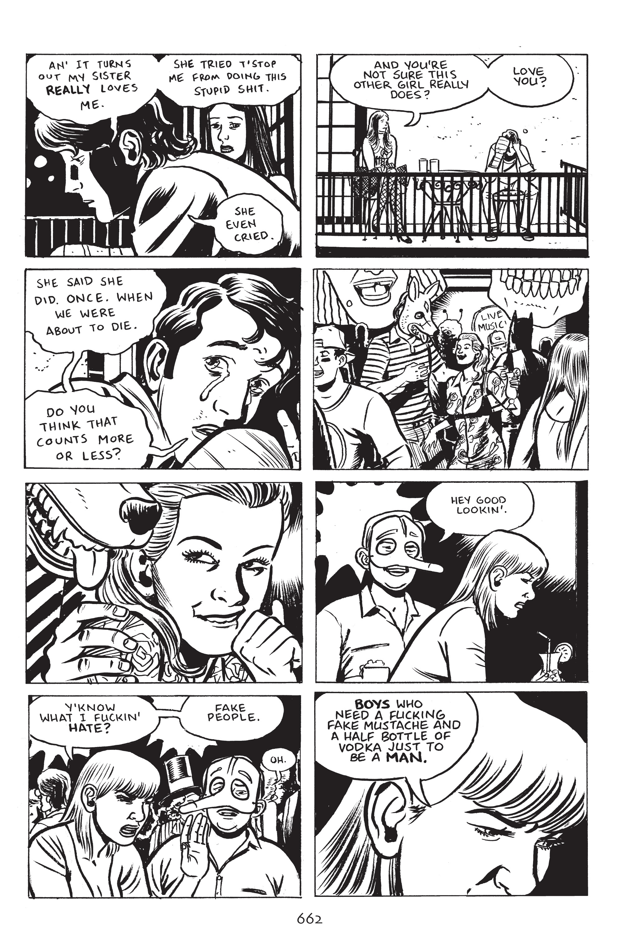 Read online Stray Bullets: Sunshine & Roses comic -  Issue #24 - 17