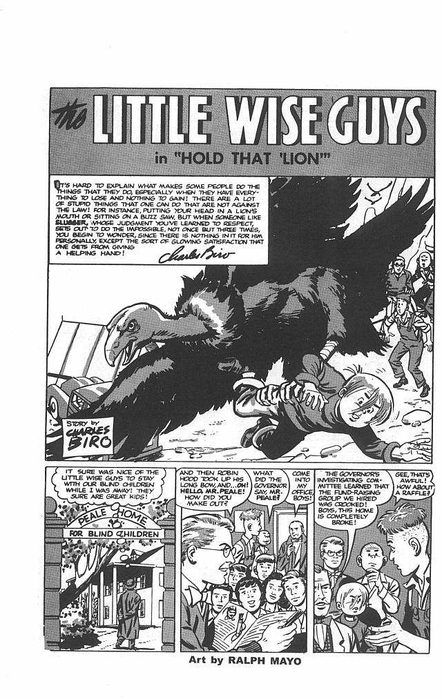 Read online Men of Mystery Comics comic -  Issue #28 - 42