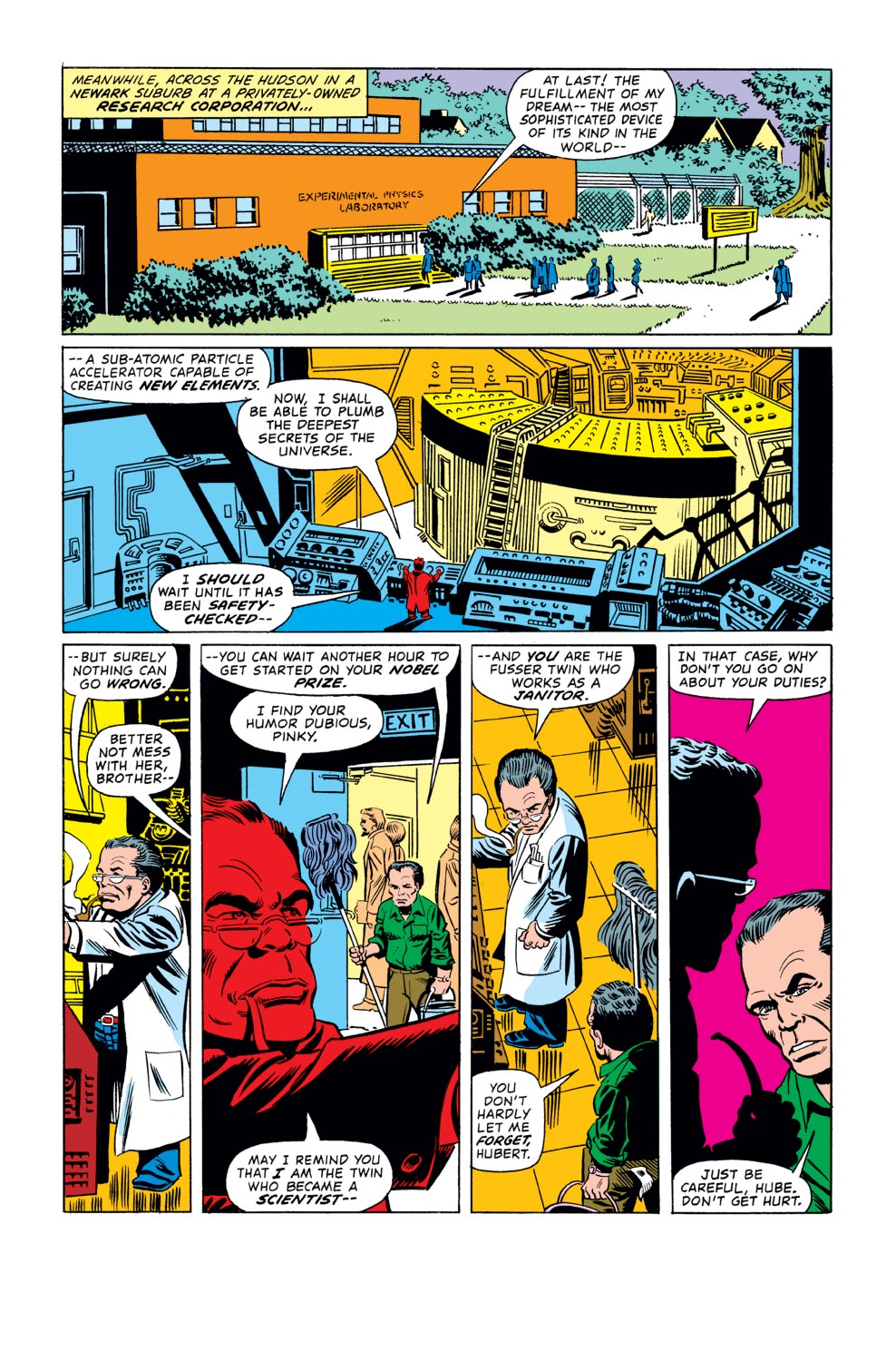 The Amazing Spider-Man (1963) 208 Page 3