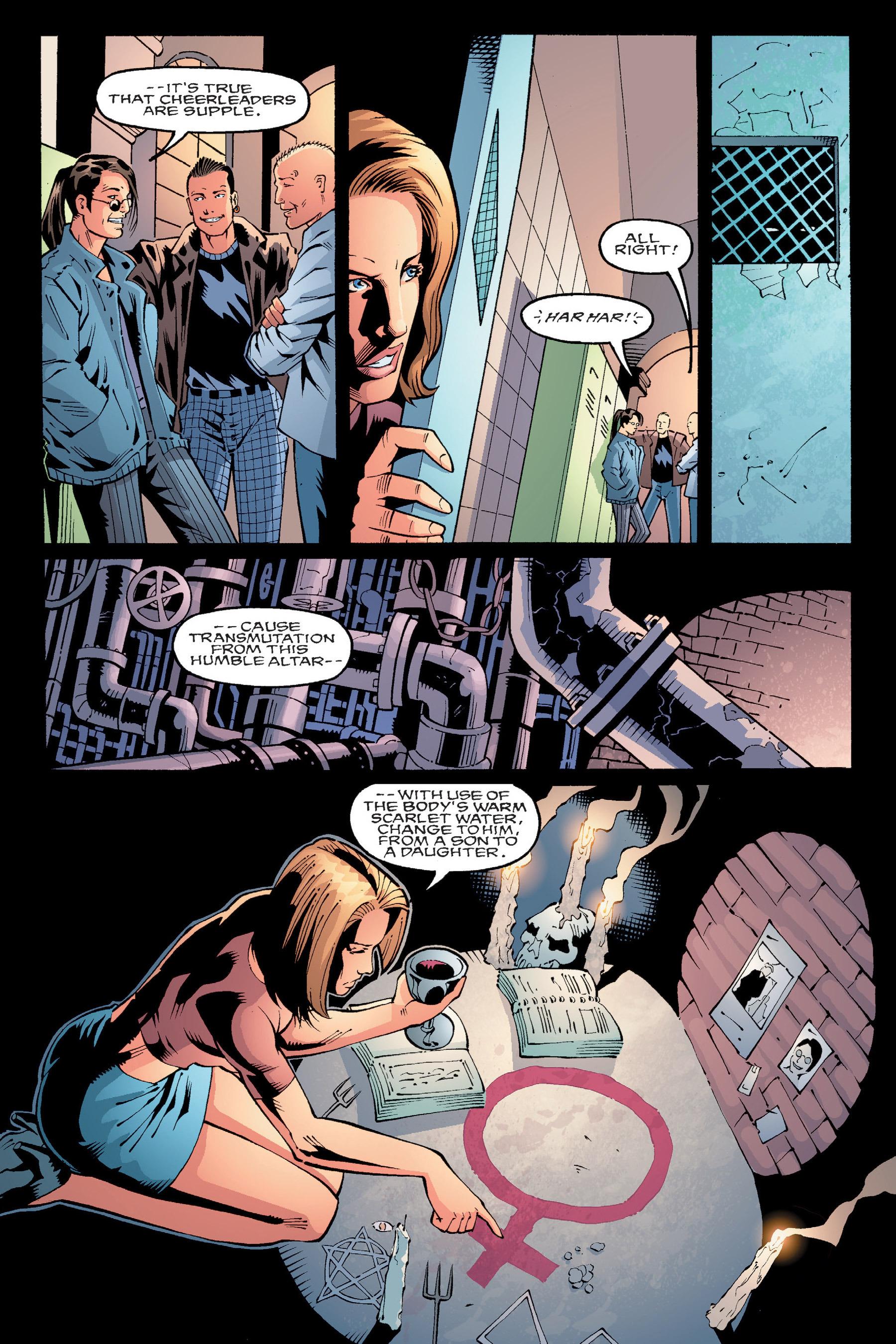 Read online Buffy the Vampire Slayer: Omnibus comic -  Issue # TPB 4 - 67