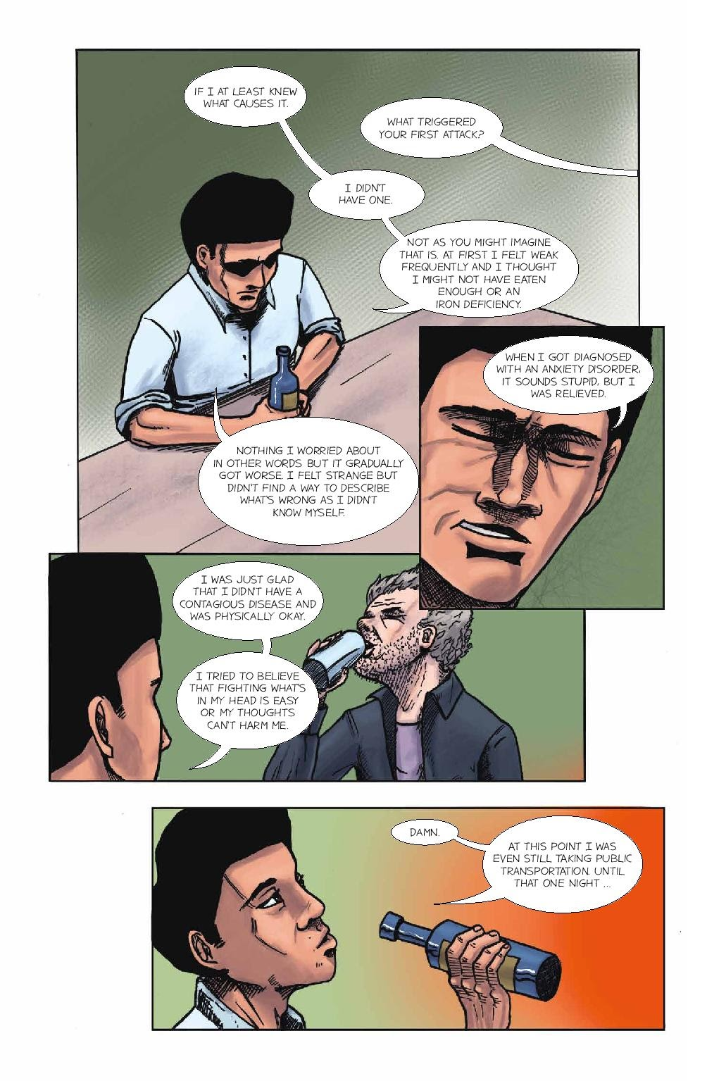 Read online Wolvv comic -  Issue #1 - 10