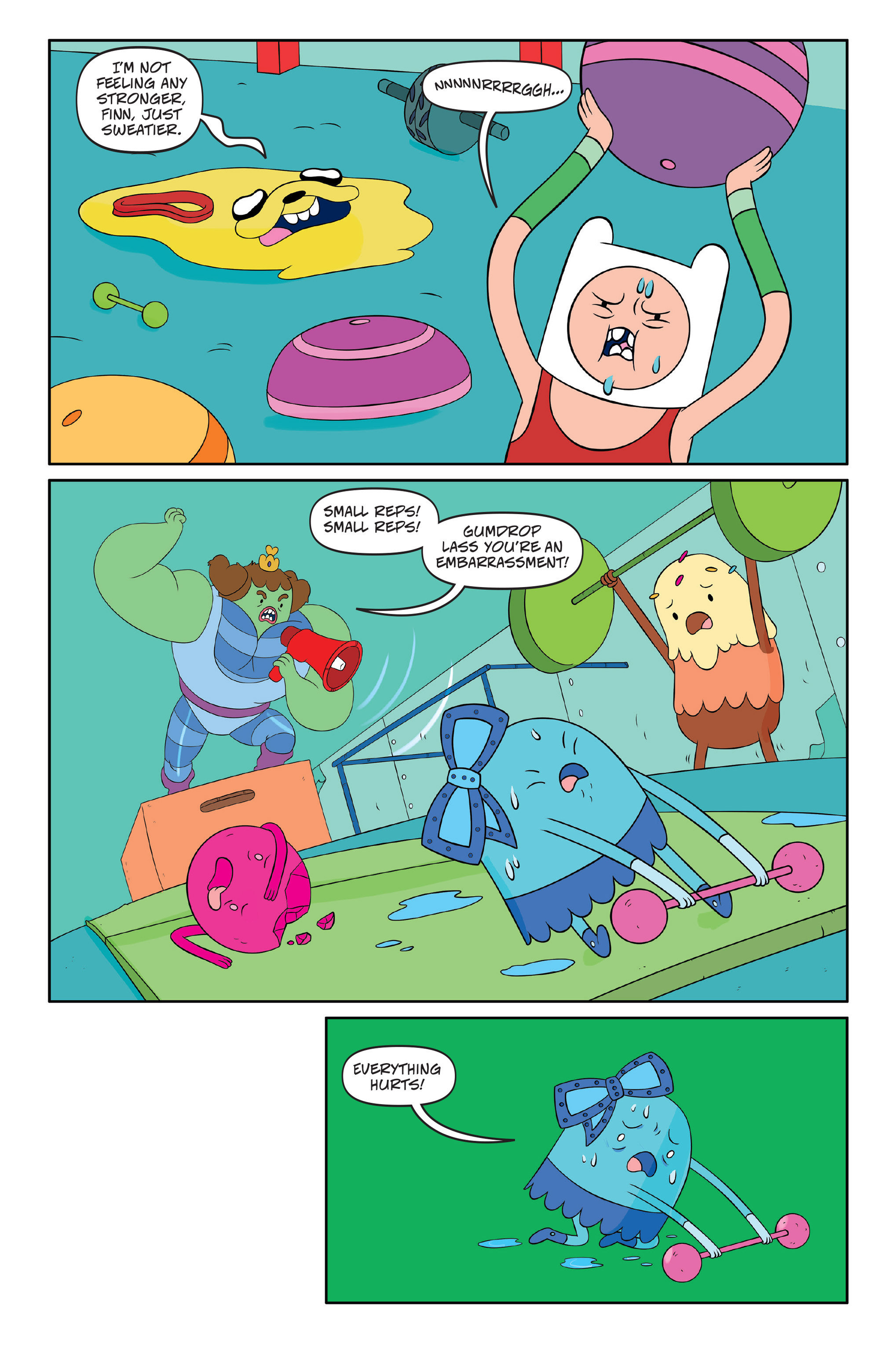 Read online Adventure Time comic -  Issue #Adventure Time _TPB 7 - 41