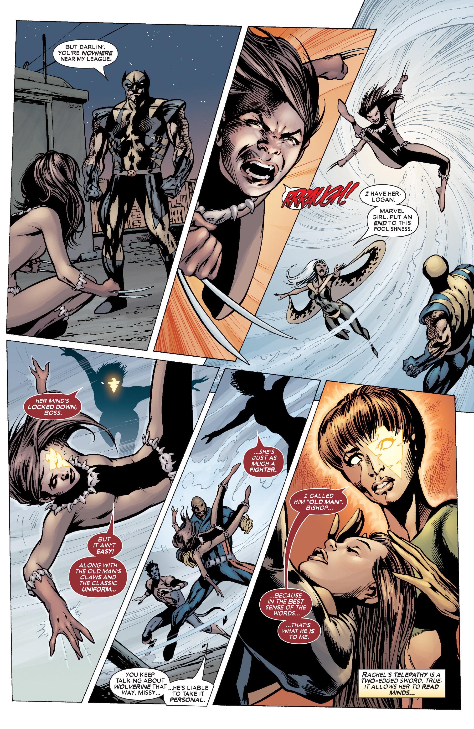 Read online Uncanny X-Men (1963) comic -  Issue #451 - 11