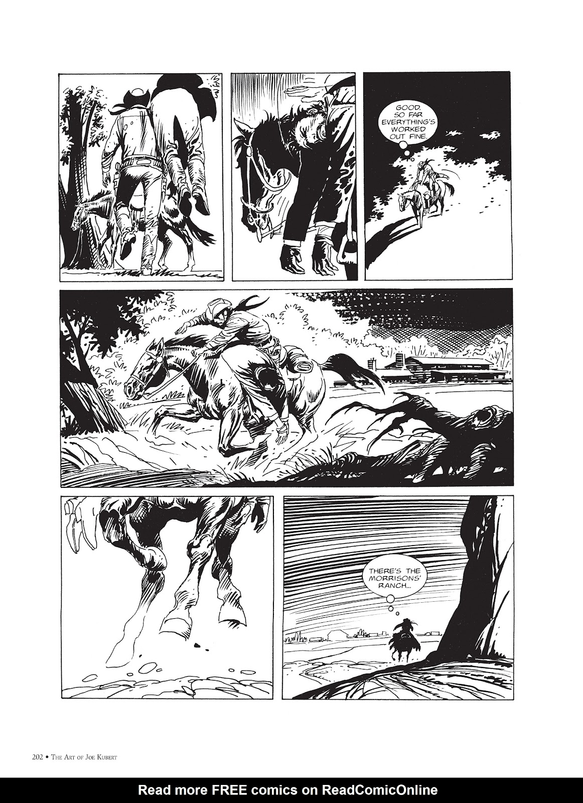 Read online The Art of Joe Kubert comic -  Issue # TPB (Part 3) - 2