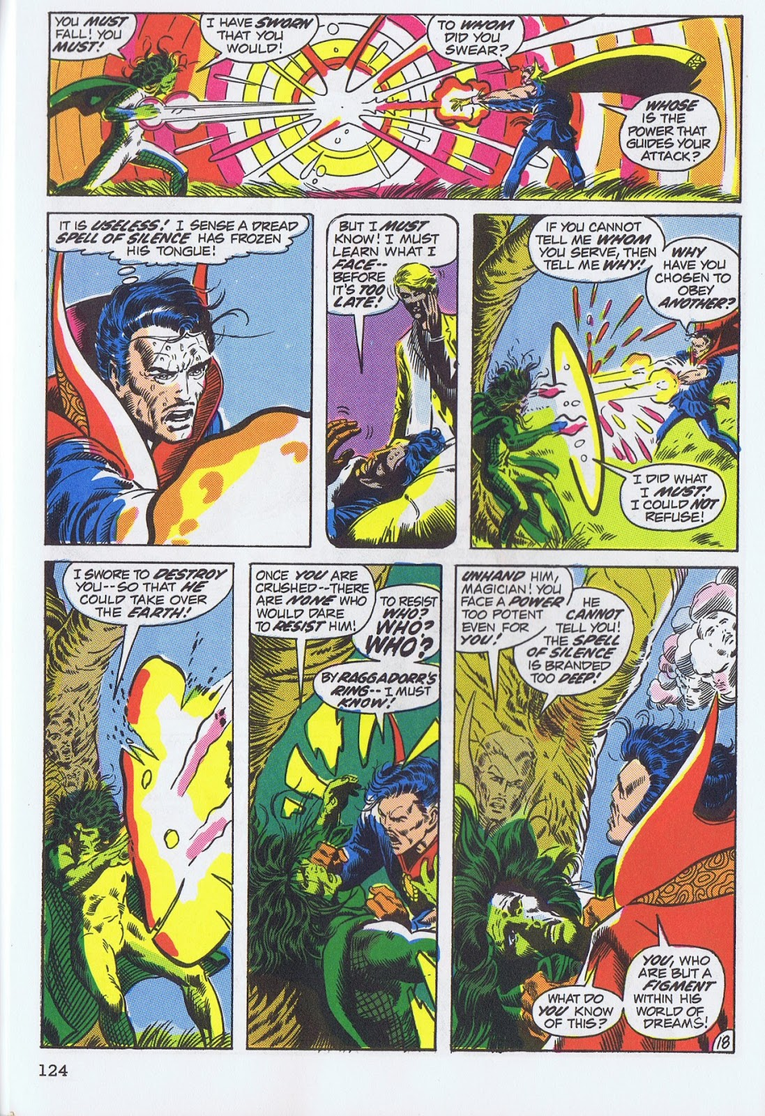 Doctor Strange: Master of the Mystic Arts issue TPB - Page 118