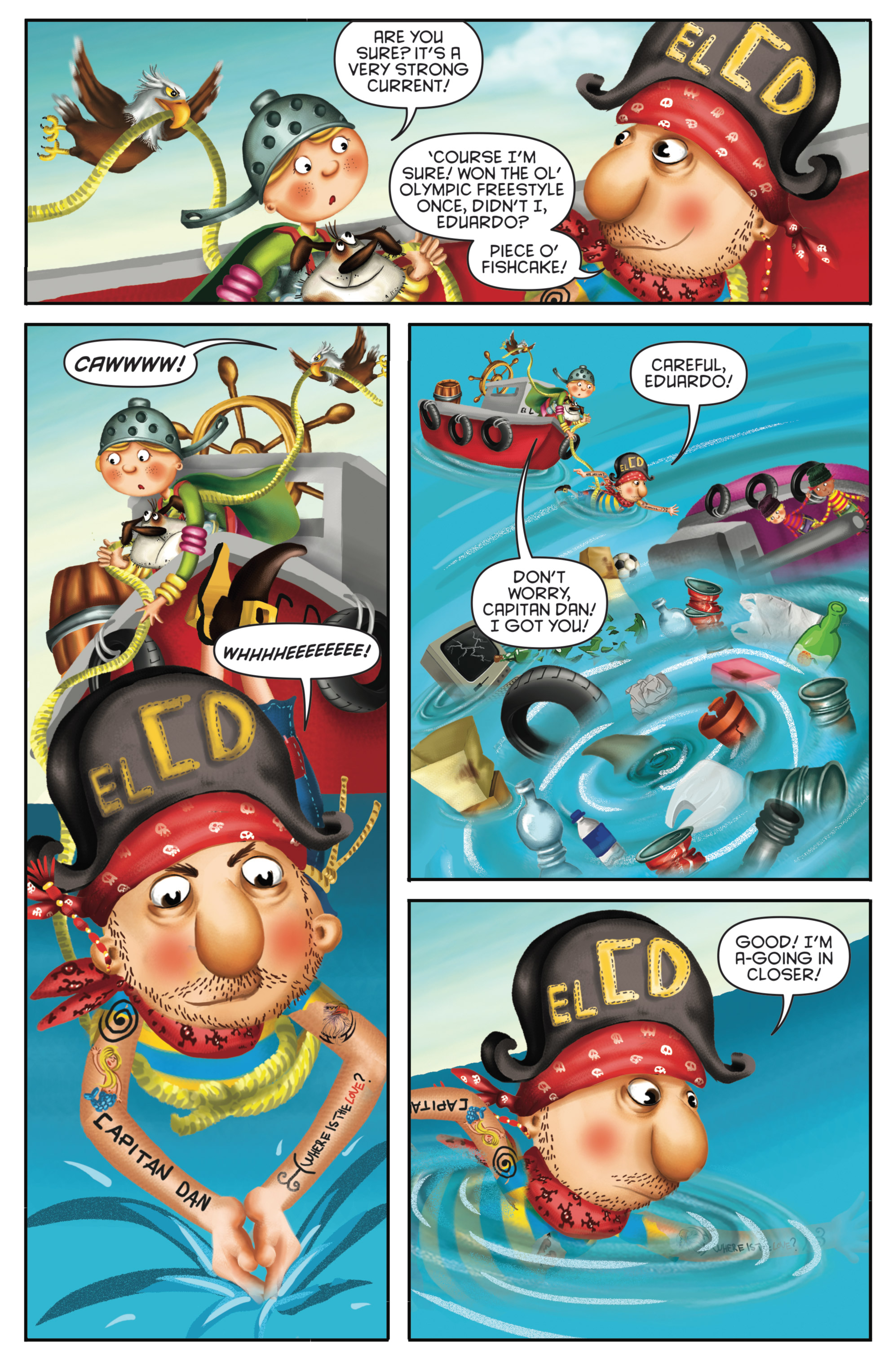 Read online Michael Recycle comic -  Issue #4 - 13