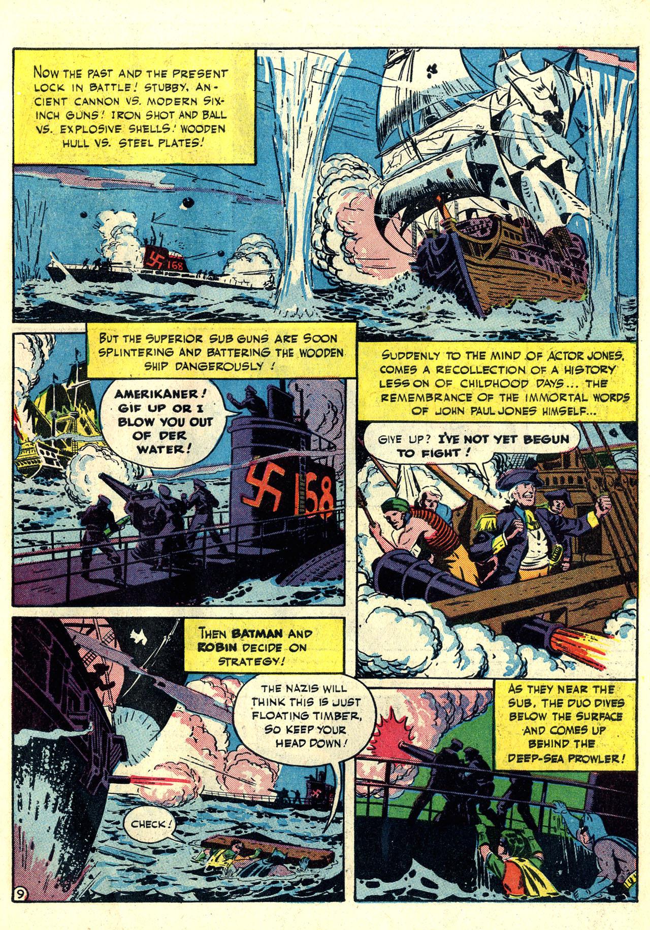 Read online Detective Comics (1937) comic -  Issue #78 - 11