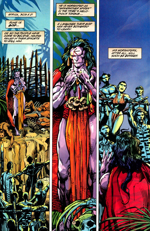 Read online Rune (1994) comic -  Issue #0 - 6