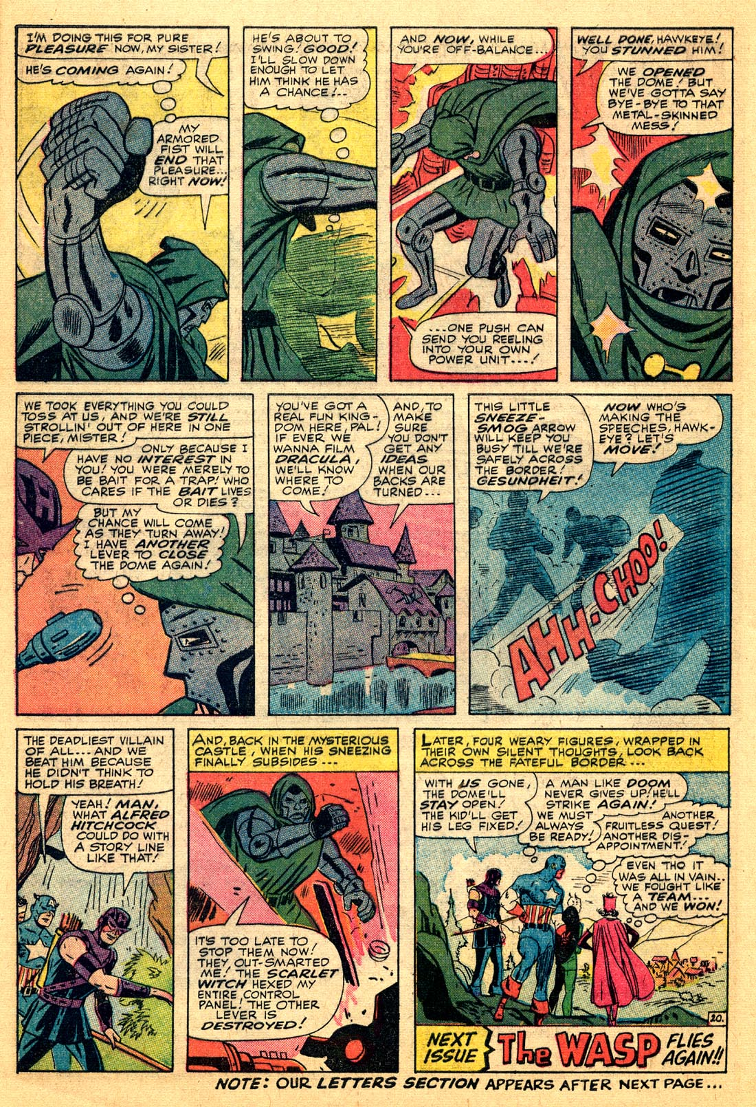The Avengers (1963) 25 Page 26