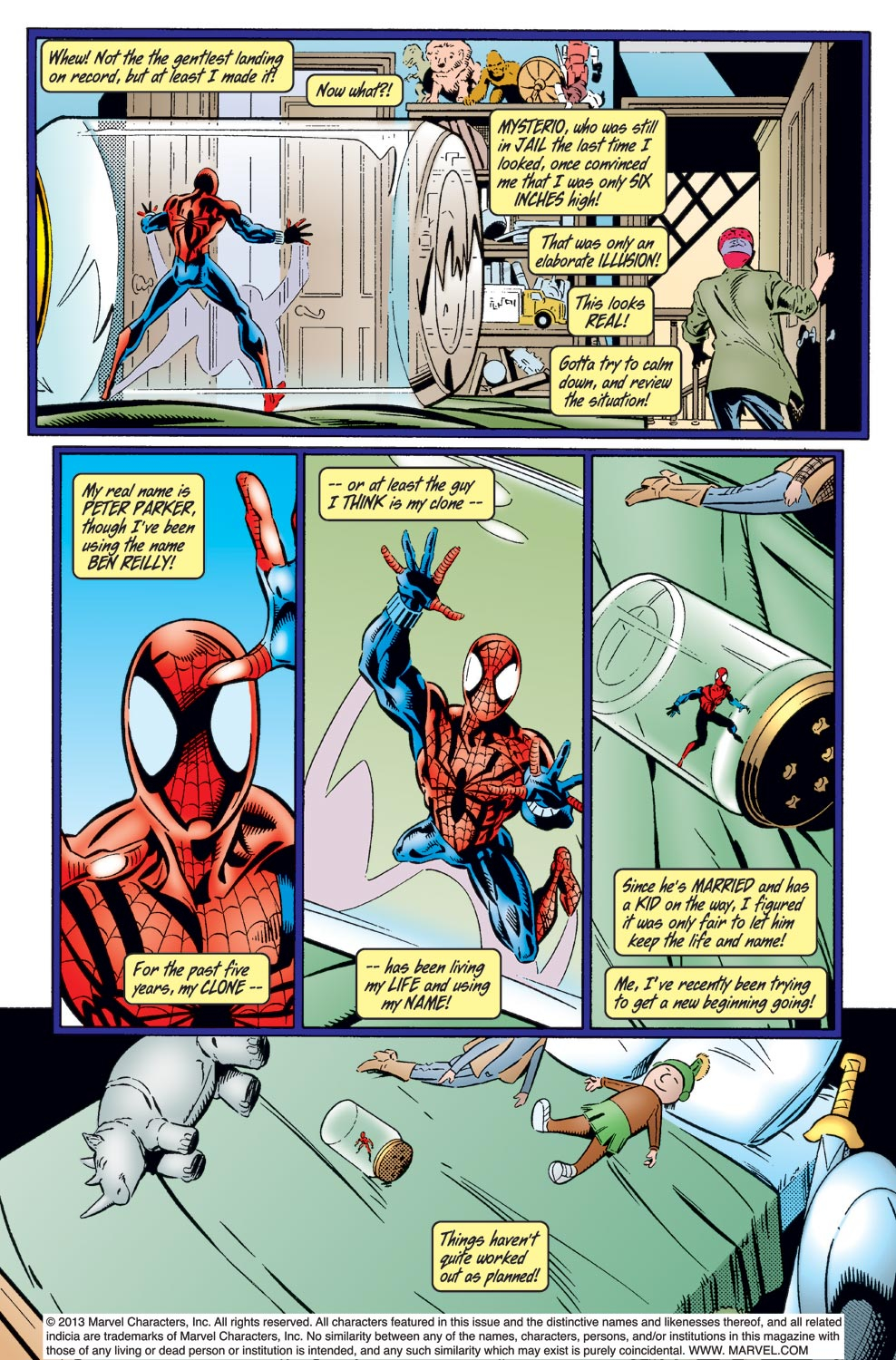The Amazing Spider-Man (1963) 413 Page 3