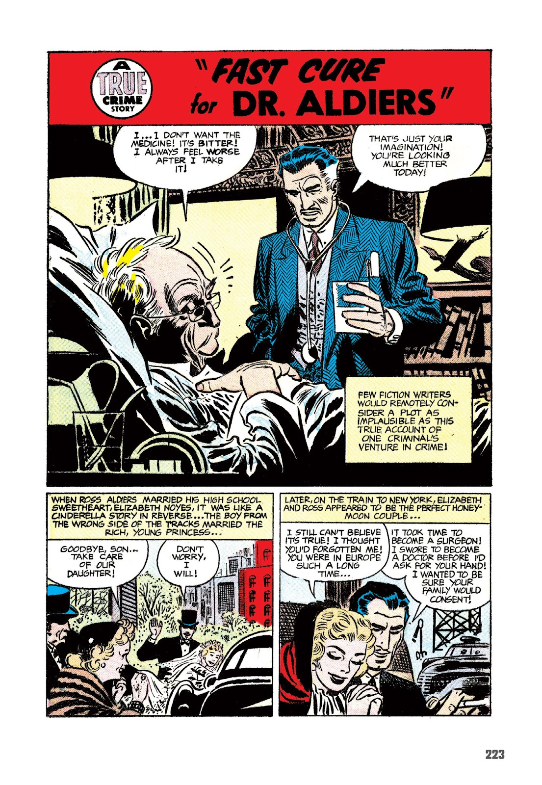 Read online The Joe Kubert Archives comic -  Issue # TPB (Part 3) - 34